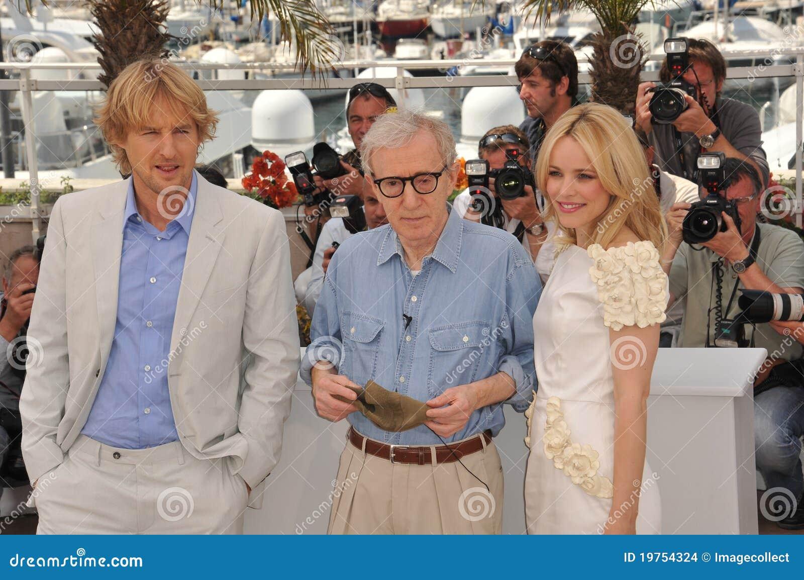 Owen Wilson, Woody Allen