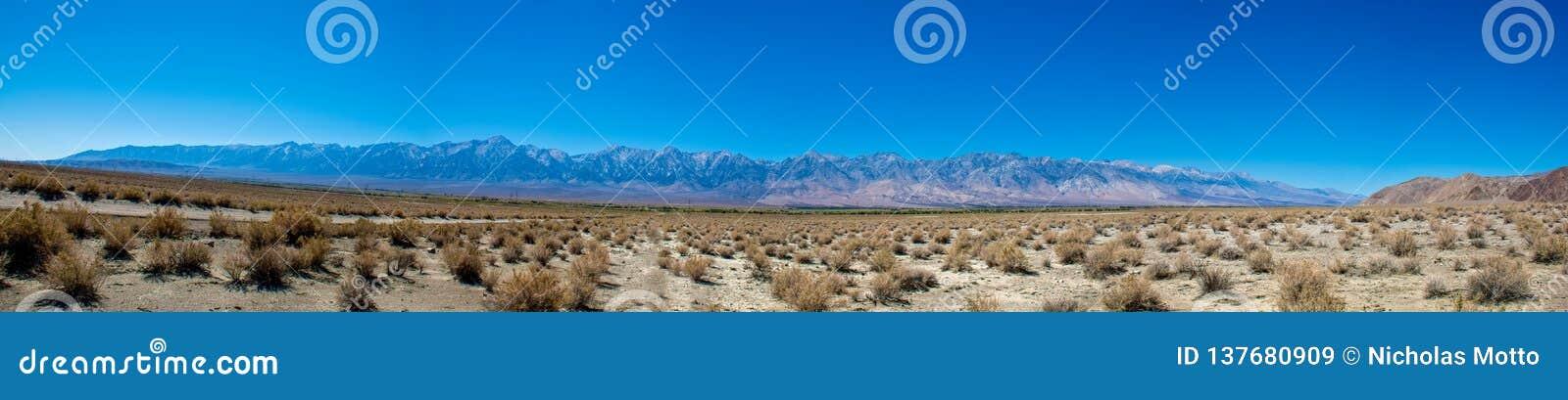 Owens-Tal-Sierra Nevada Vista