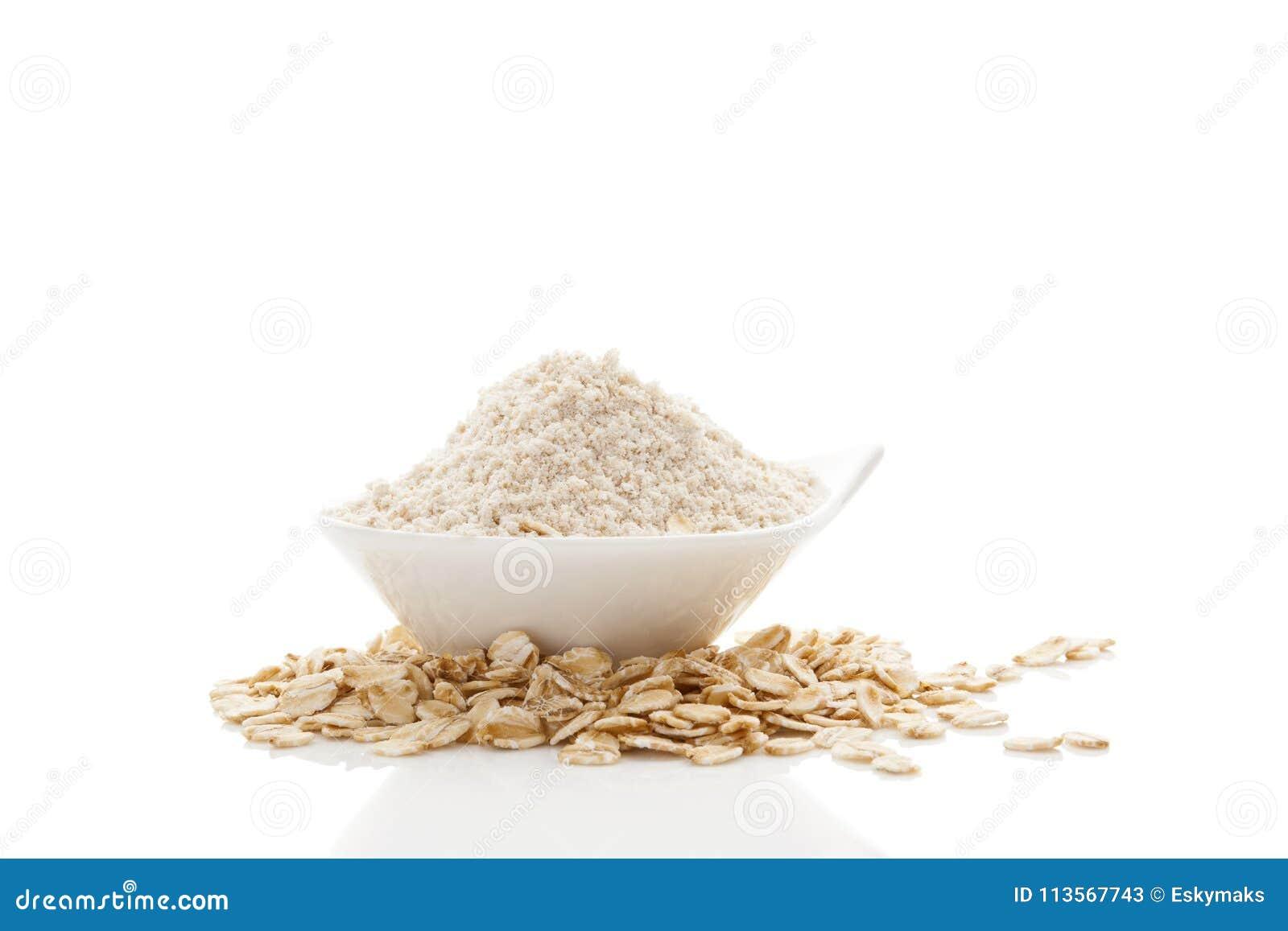 Owies wholegrain mąka