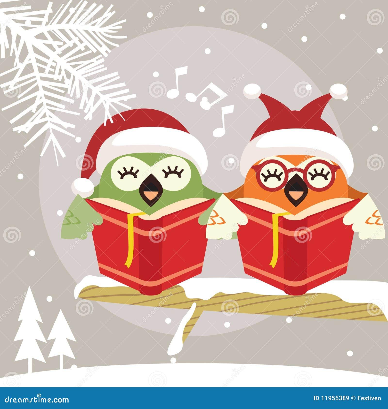 owl - Owl Christmas