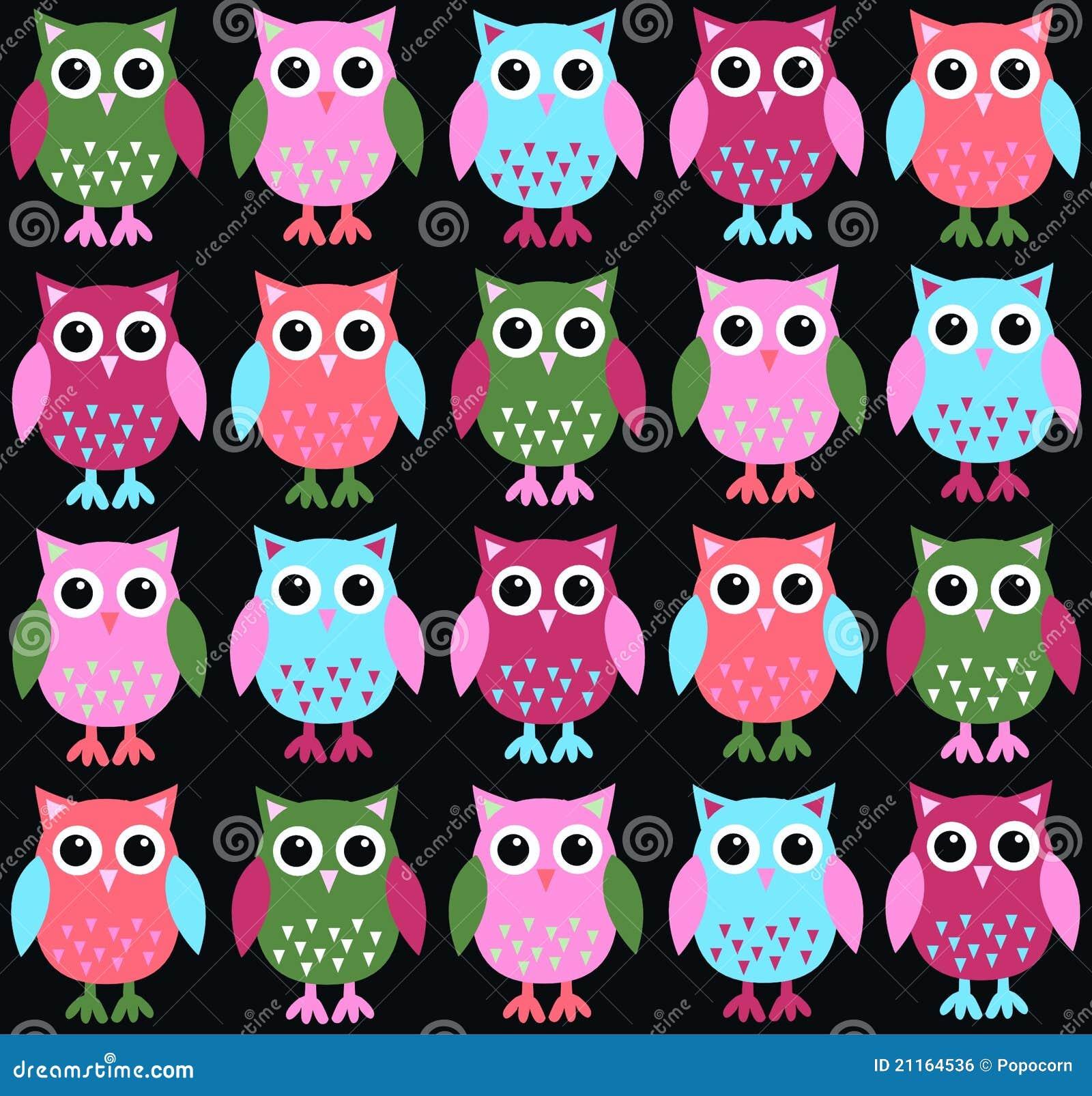 Owl Background Royalty Free Stock Image - Image: 21164536