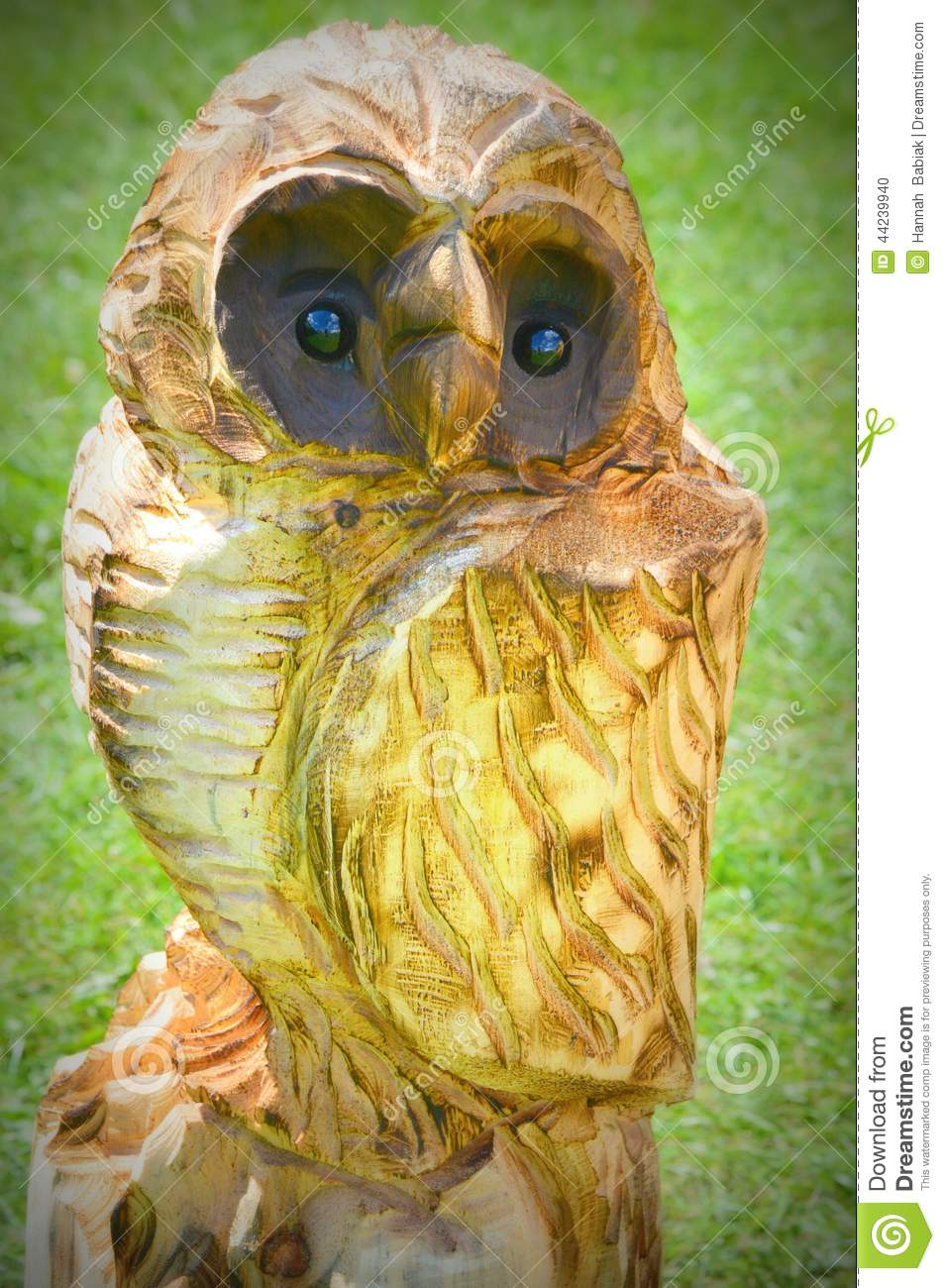 Owl stock photo image of eyes gold artistic claws