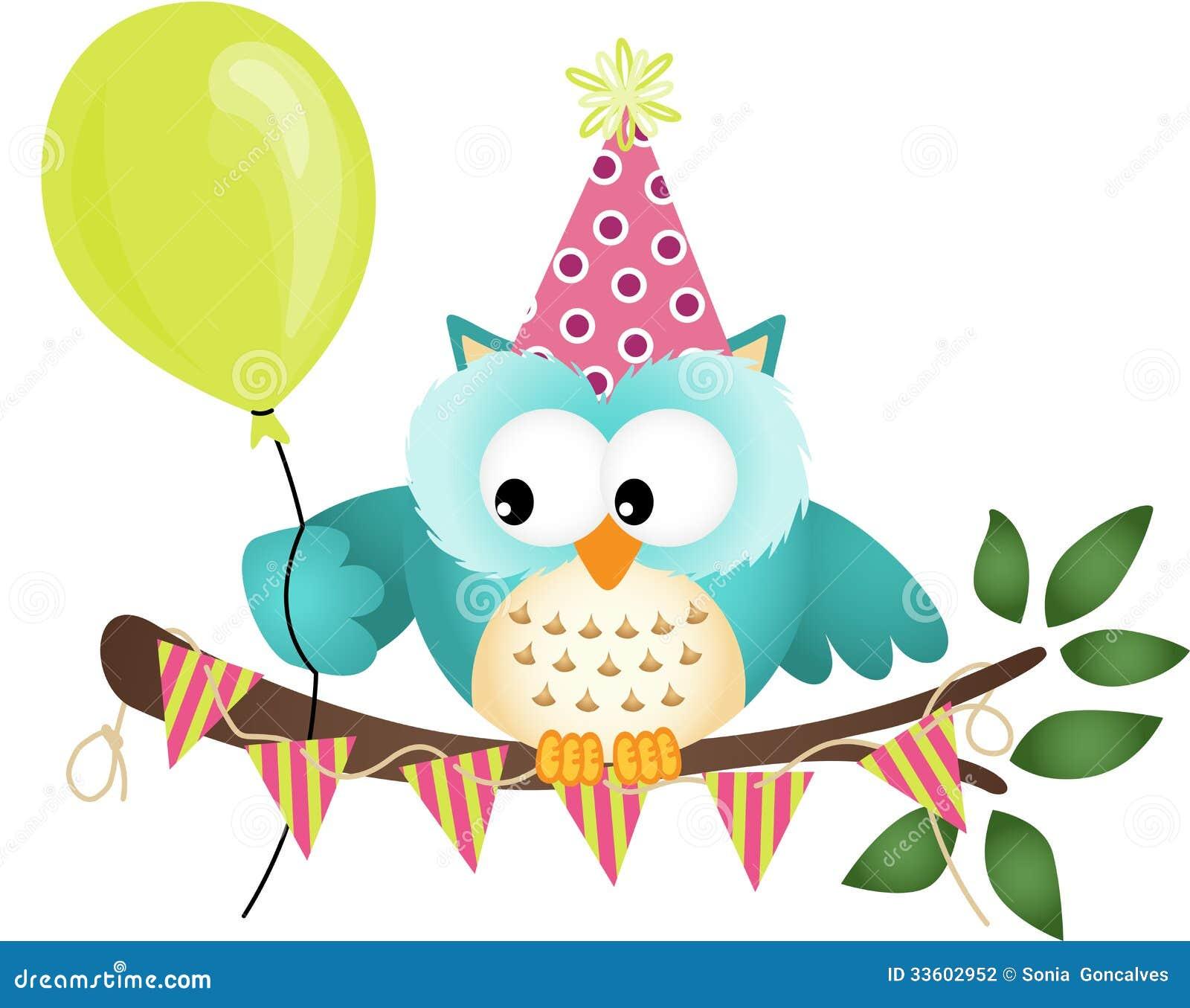 Owl Happy Birthday