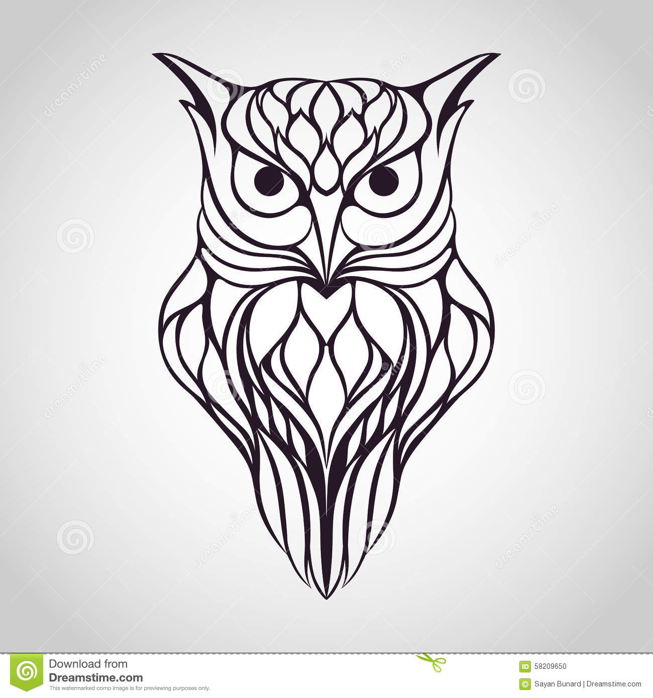 Cool vector owl pictures