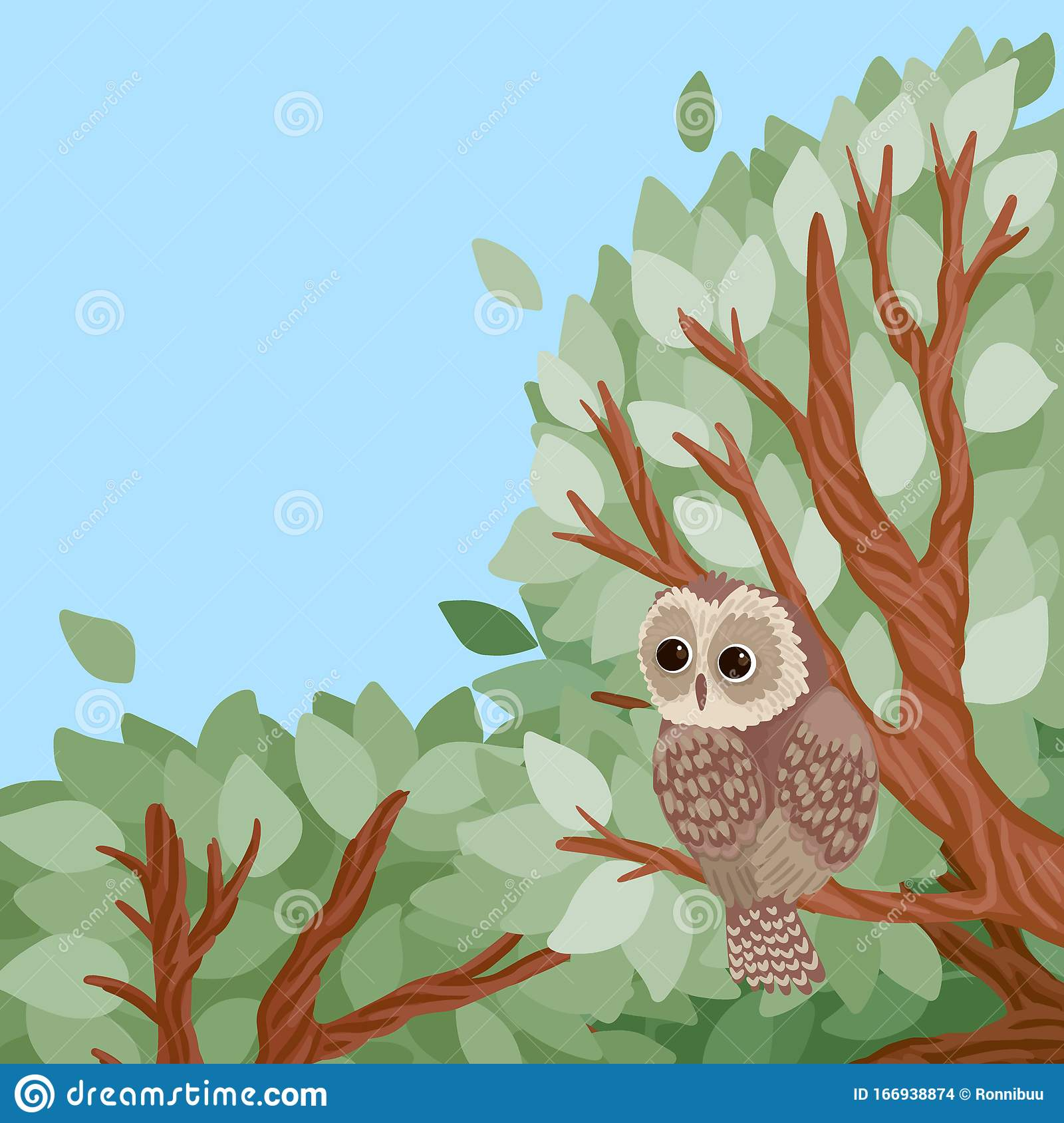 Owl Sitting On A Tree Branch In The Forest Cute Children Vector Illustration Stock Vector Illustration Of Bright Drawn 166938874 Tree cartoon owl cartoon tree cartoon owl tree owl background decoration symbol colorful element cute trees icon decorative natural animal ornament sketch backdrop nature drawing outline owls animals color plant season decor vector background artistic branch bright bird vector cartoon. https www dreamstime com owl sitting tree branch forest cute children vector illustration green trees summer day animal nature bird image166938874