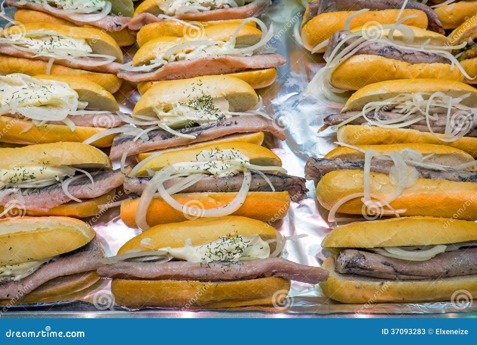 Download Owoców Morza Hamburgery Dla Sprzedaży Obraz Stock - Obraz złożonej z morze, tło: 37093283