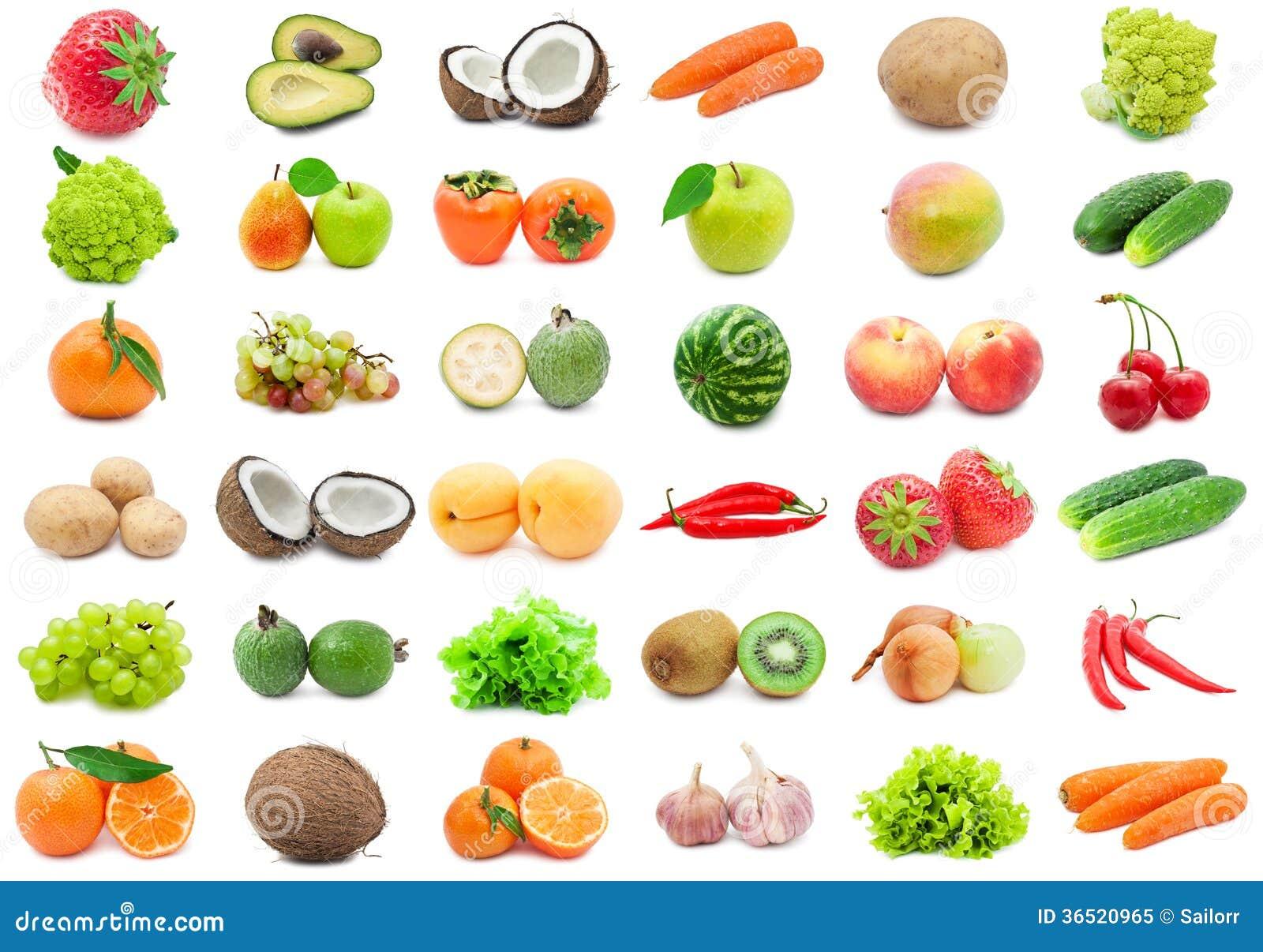 Owoc I Warzywo