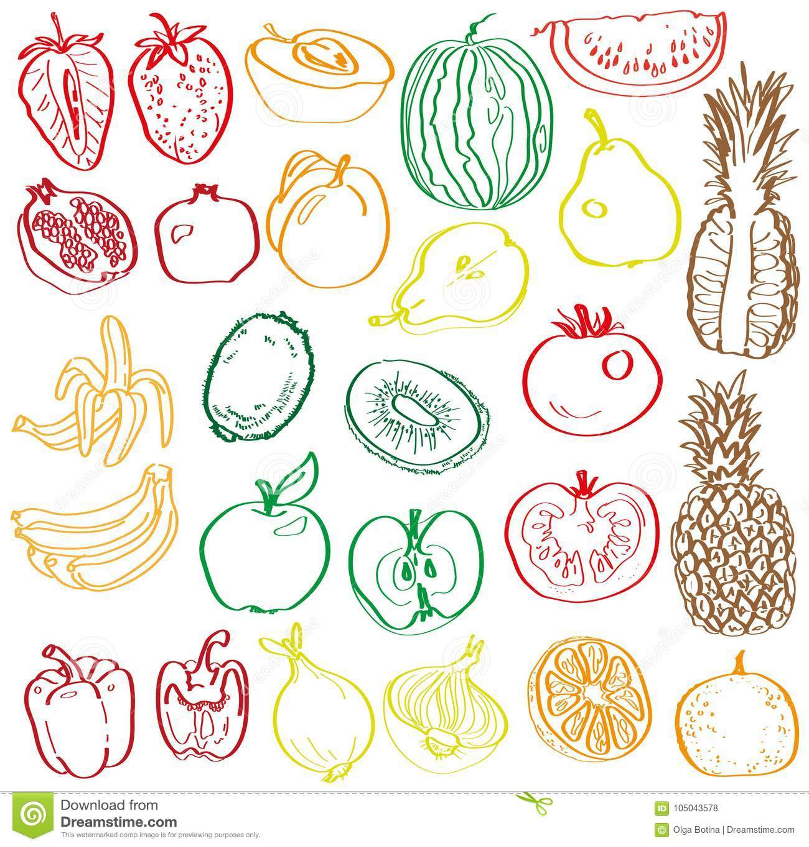 Owoc i warzywo w kontekście
