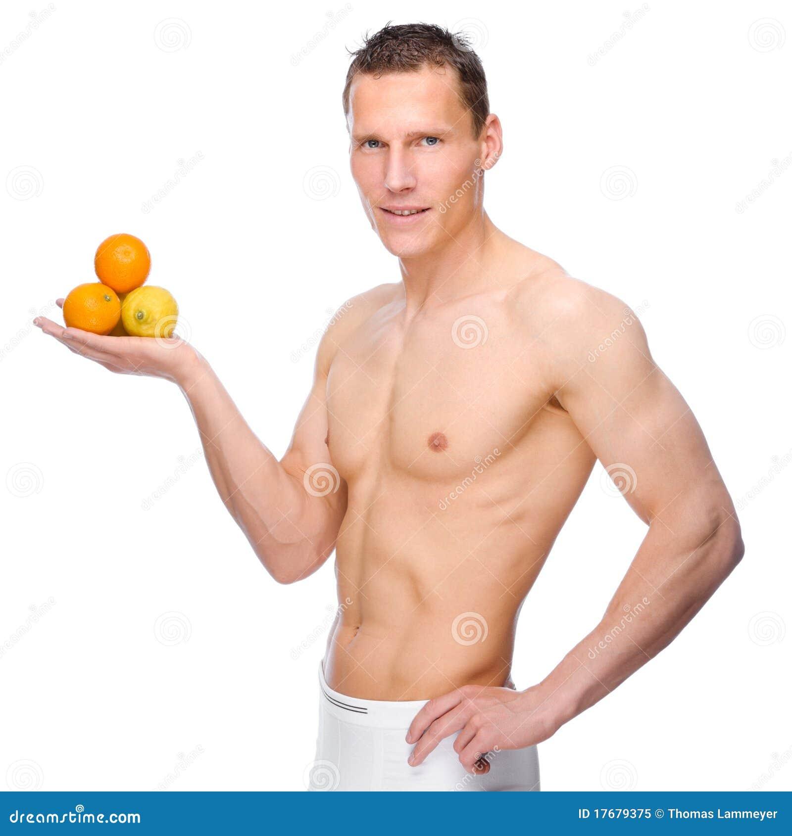 Owoc mężczyzna