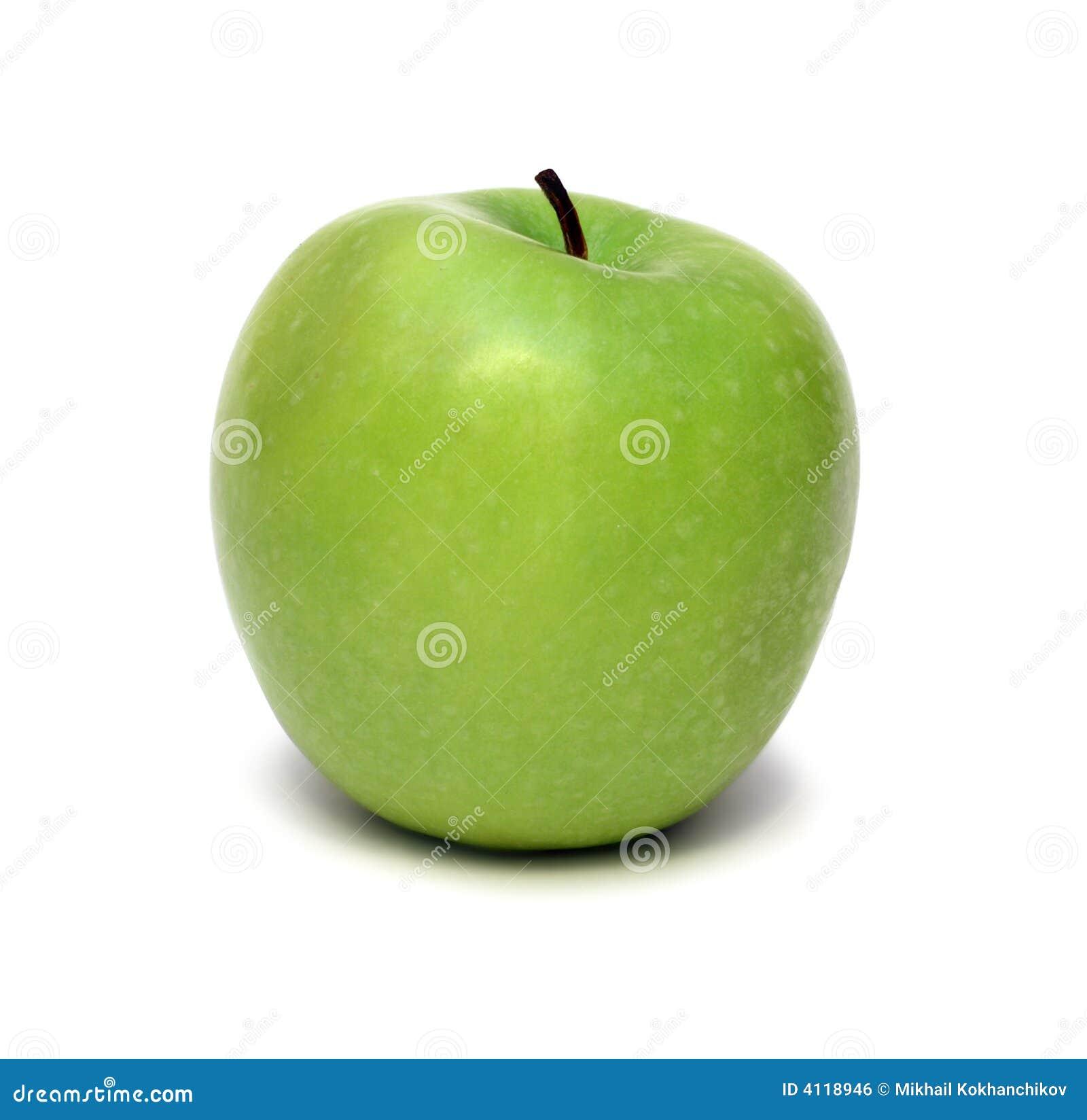 Owoce jabłczana green