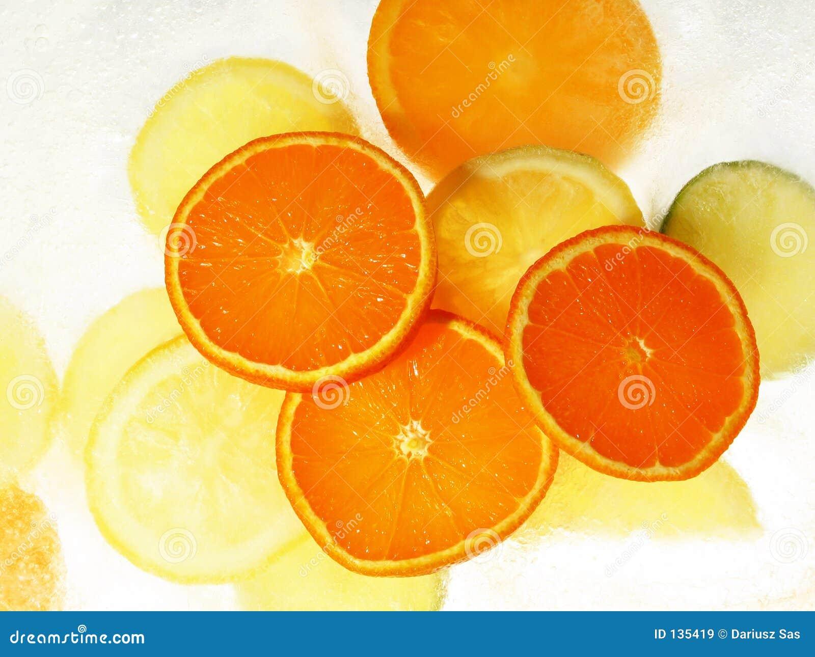 Owoce lodu