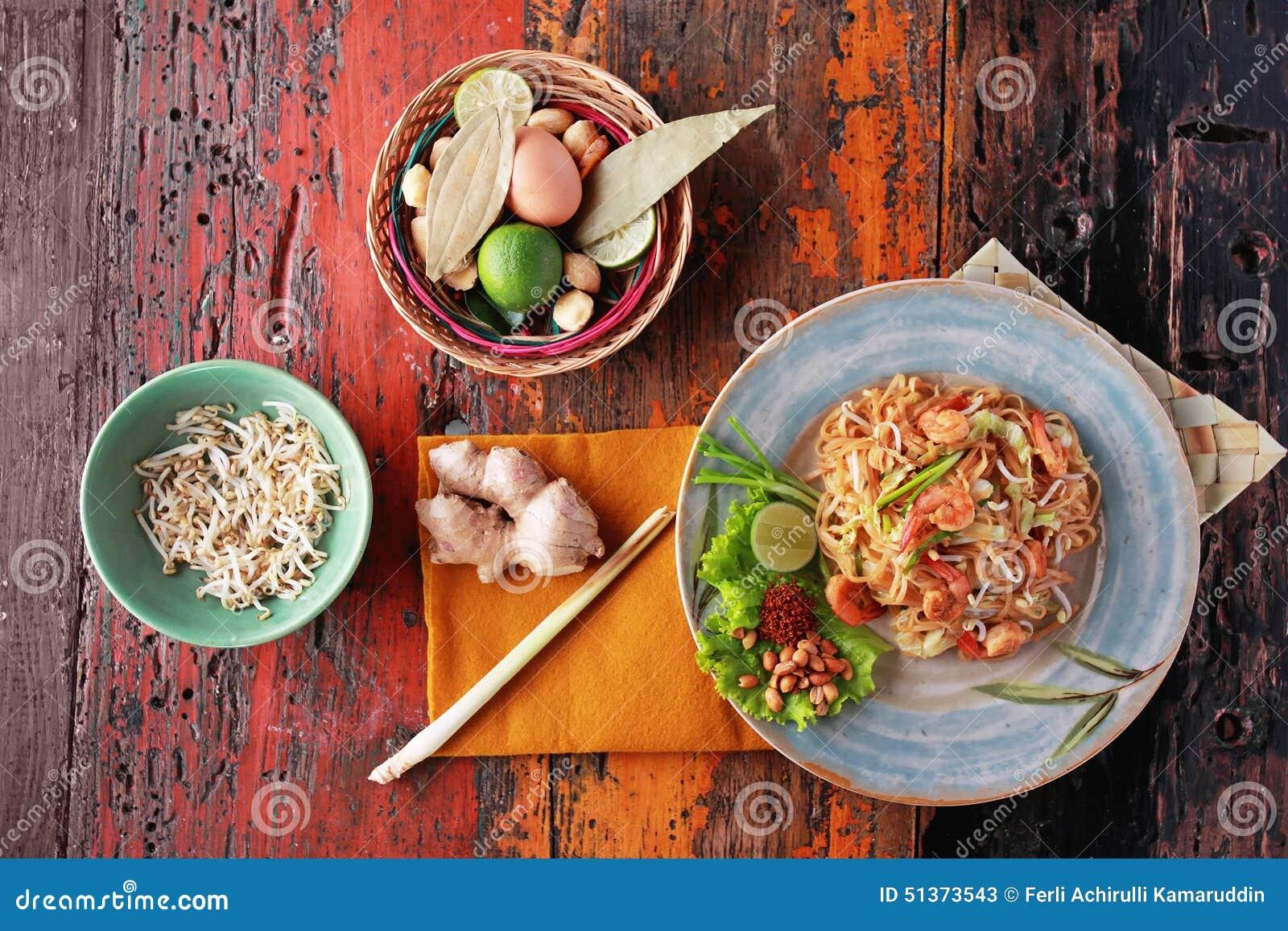 Owoce morza ochraniacz Tajlandzki