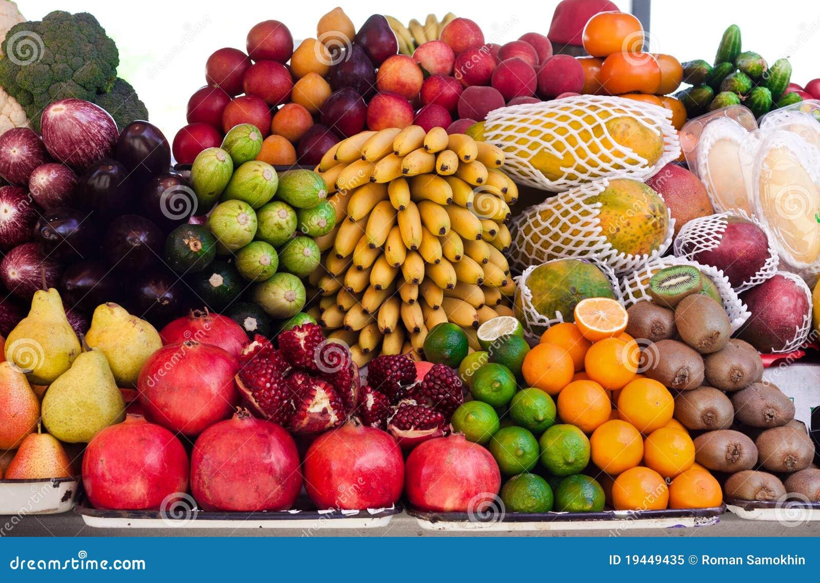 Owocowi warzywa