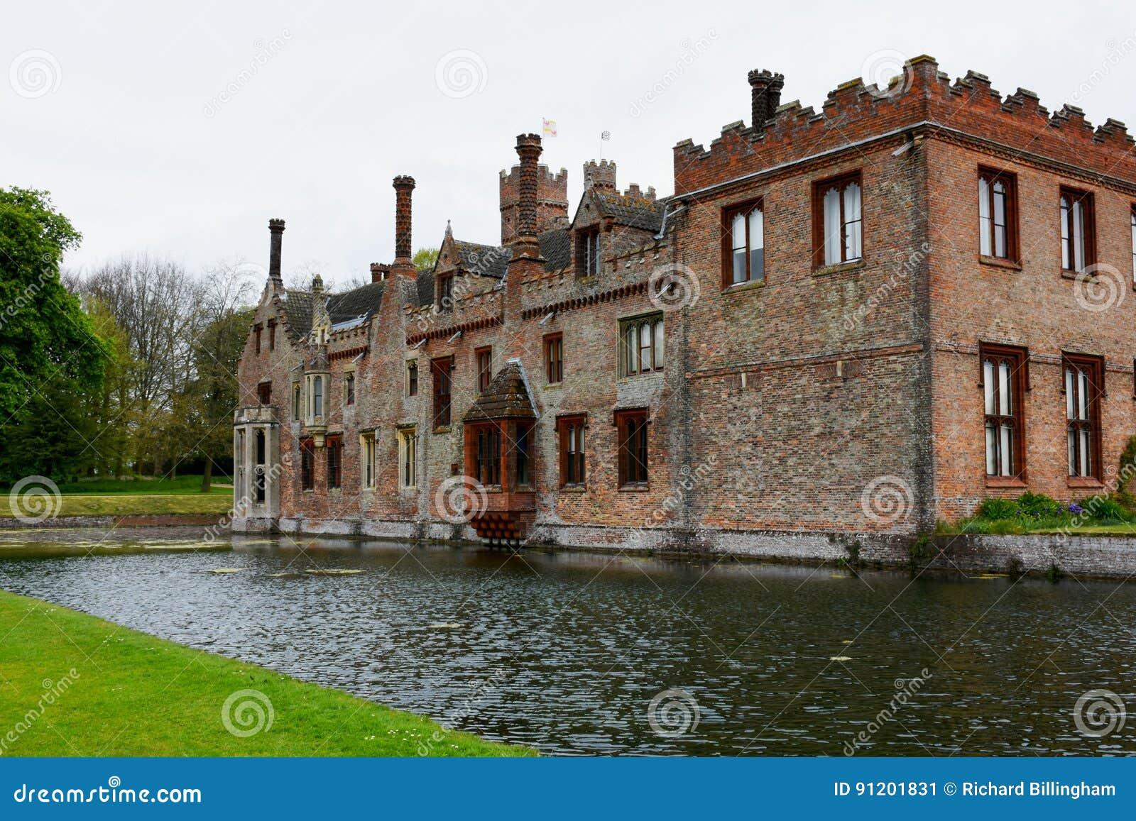 Oxburgh Hall Norfolk England