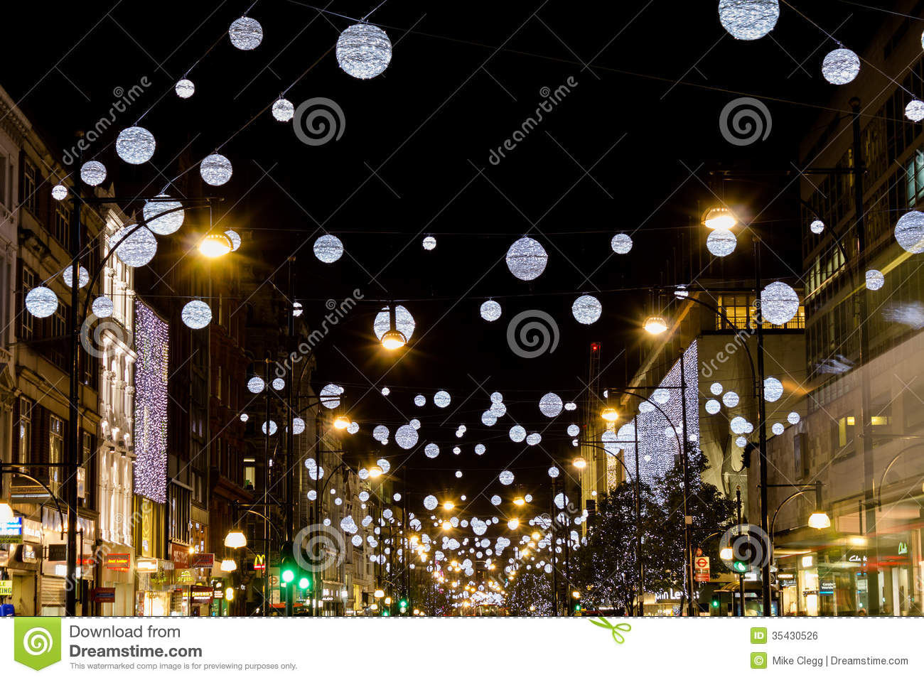 download oxford street christmas lights 2013 editorial photo image of shop christmas 35430526