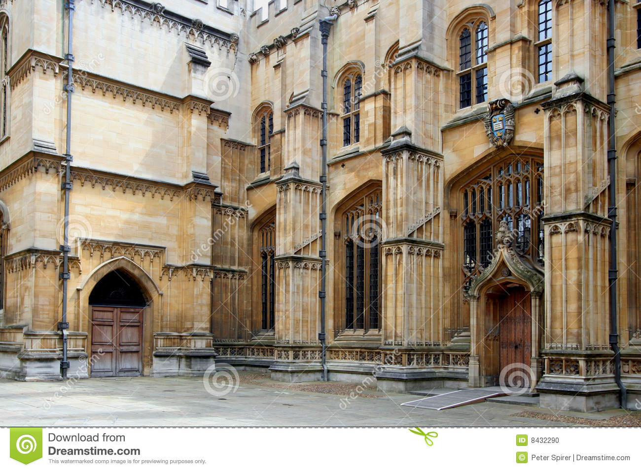 Oxford University, Bodleian library