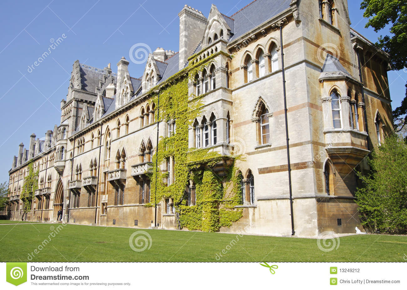 oxford university buildings in england stock photo image of study