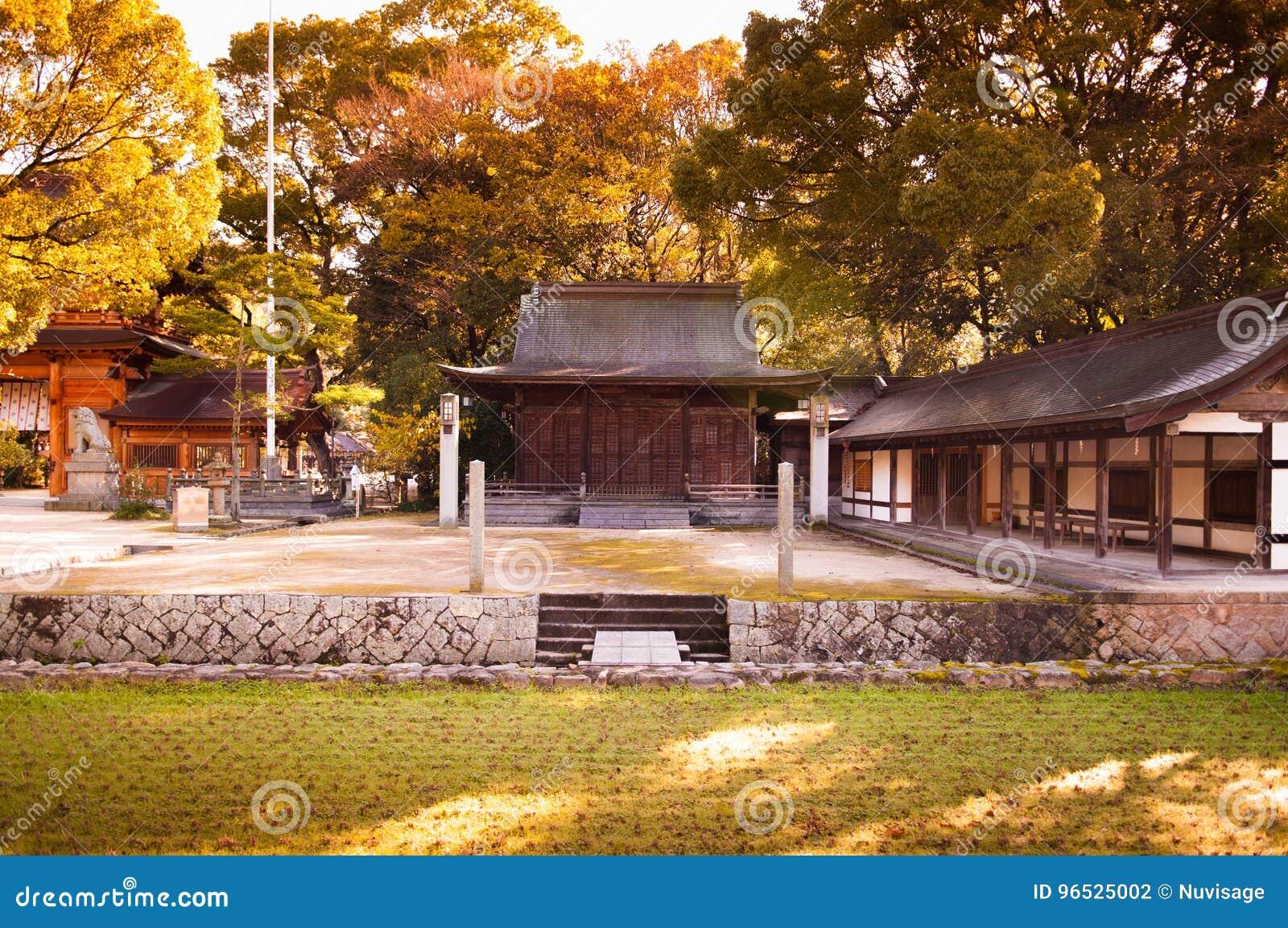 Oyamazumi-Schrein - Omishima-Insel - Ehime, Japan