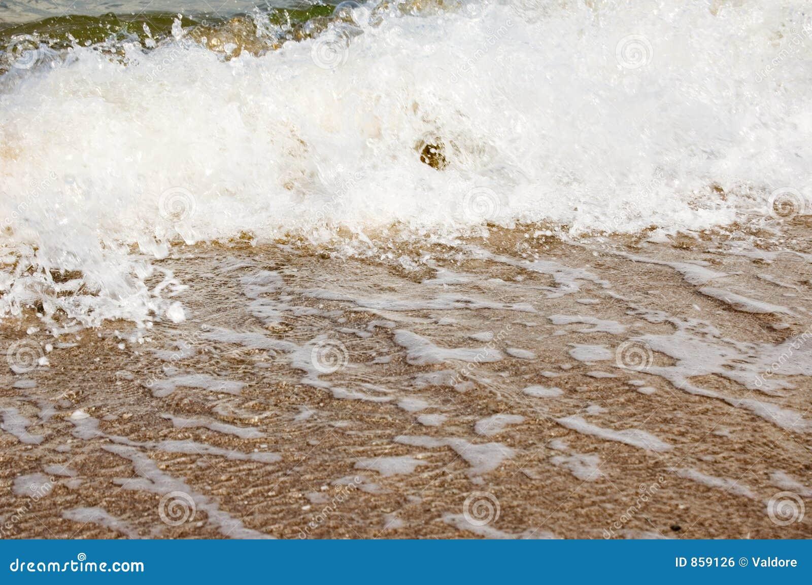Ozean-Ufer