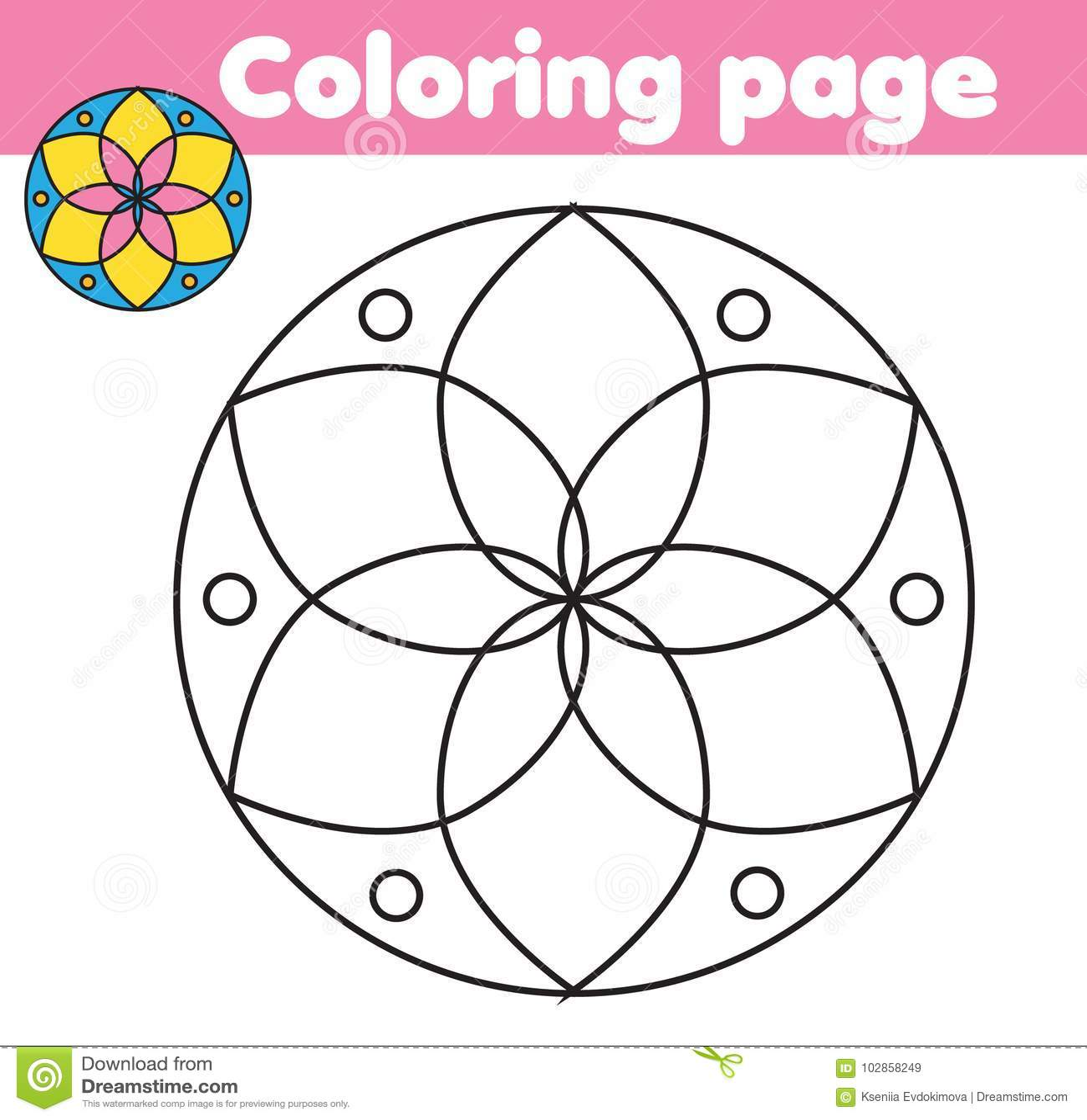 Vistoso Color Imprimible Por Número Para Adultos Imagen - Enmarcado ...