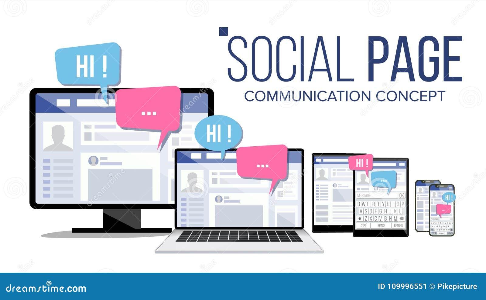 Social monitor