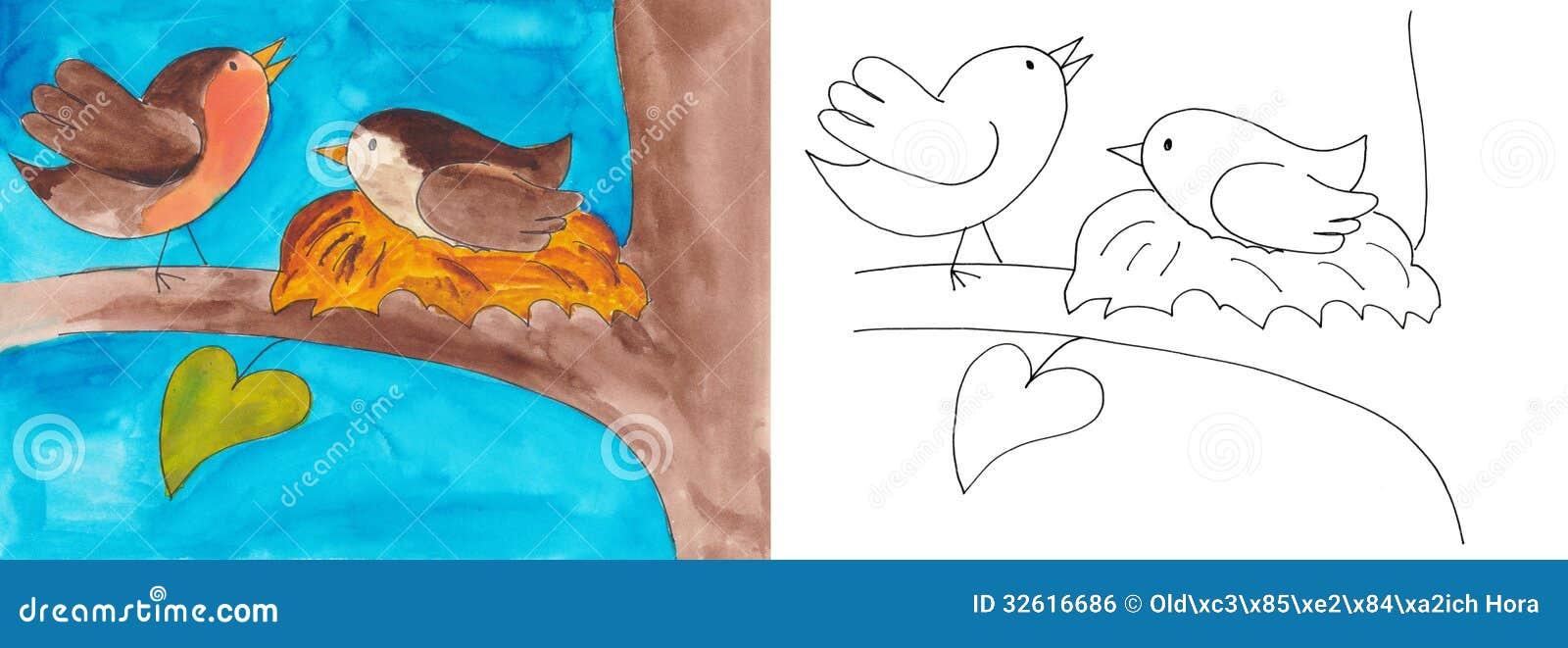 Pájaros en la jerarquía