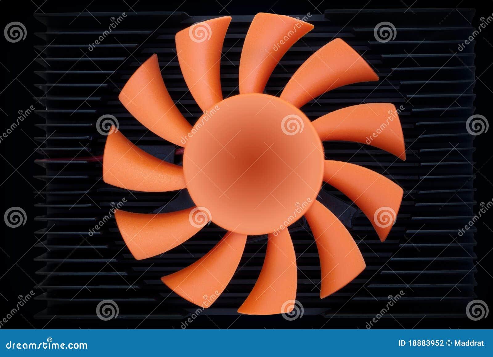 Pás do ventilador