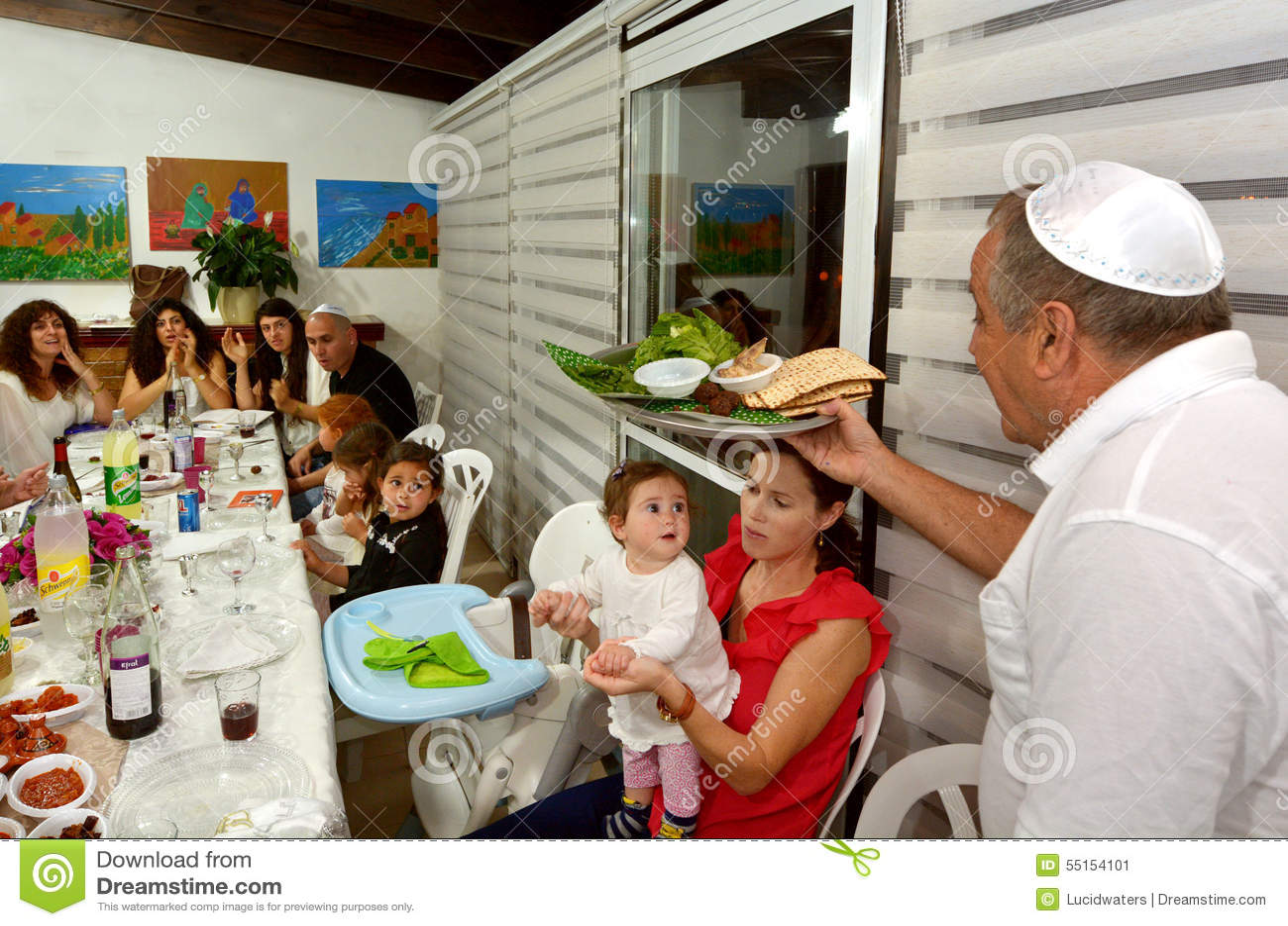 Páscoa judaica Seder - feriados judaicos