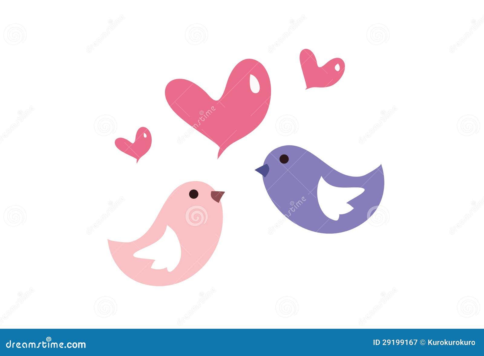 Pássaro do amor
