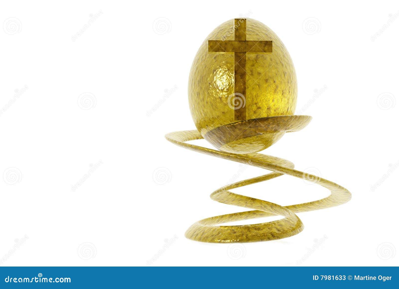 Pâques Religieuse Image Stock Image Du Glace Fond Signalétique