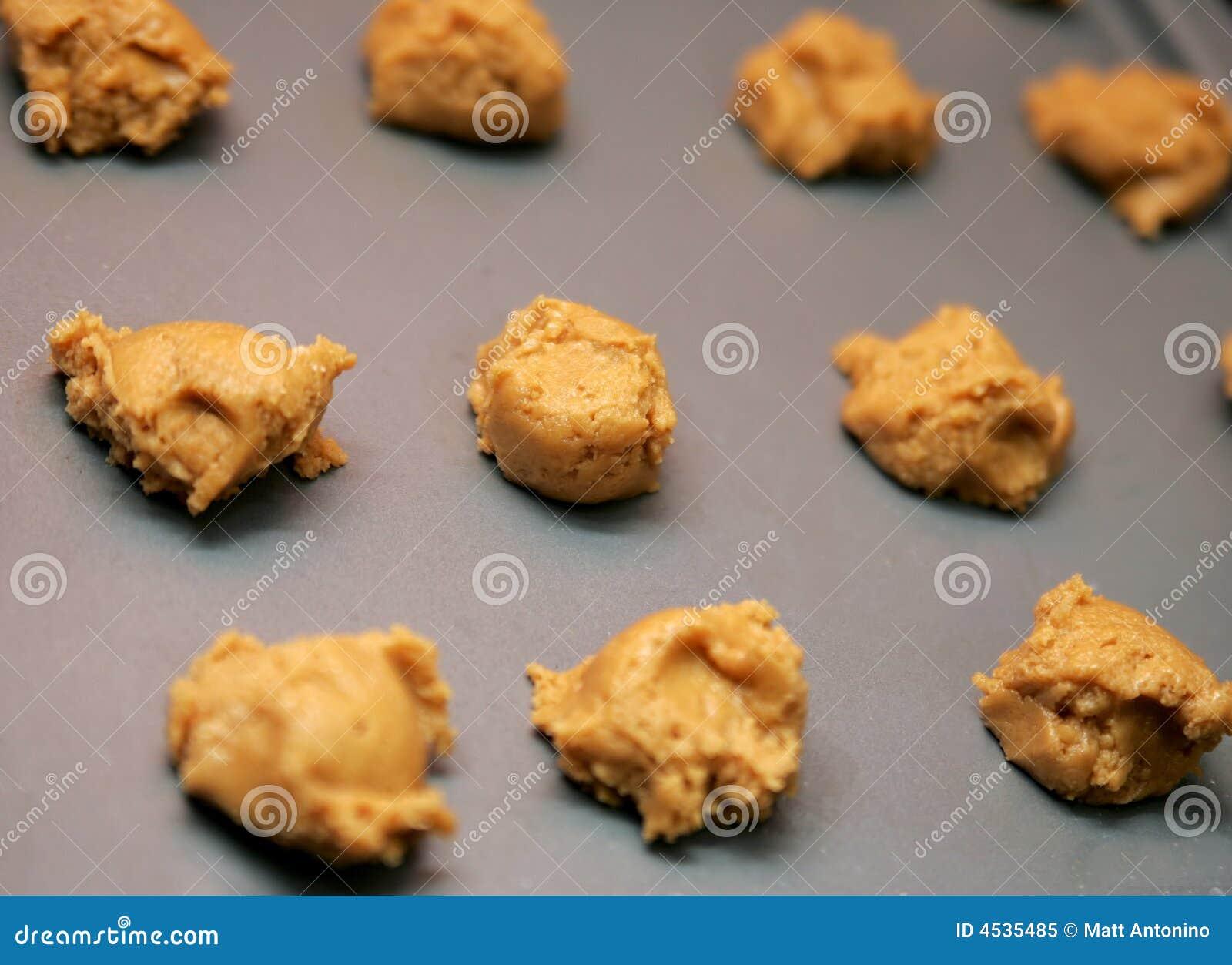 Pâte de biscuit