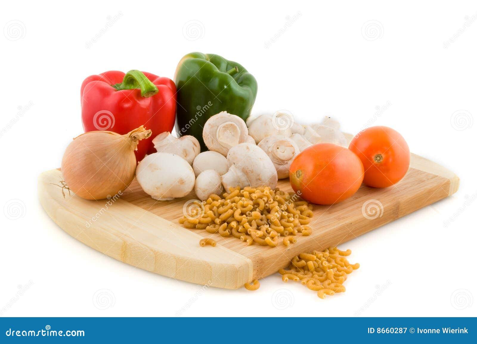Pâtes d Italien d ingrédients
