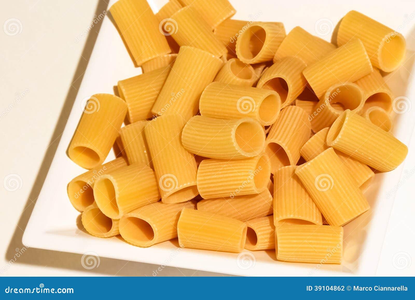 Pâtes de macaronis
