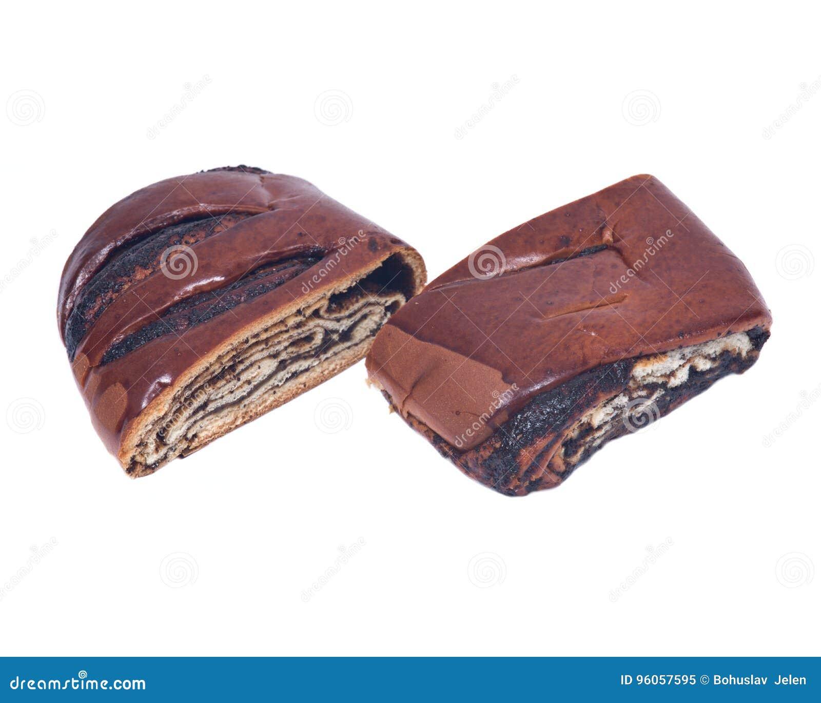Pâtisserie douce du danois de clou de girofle
