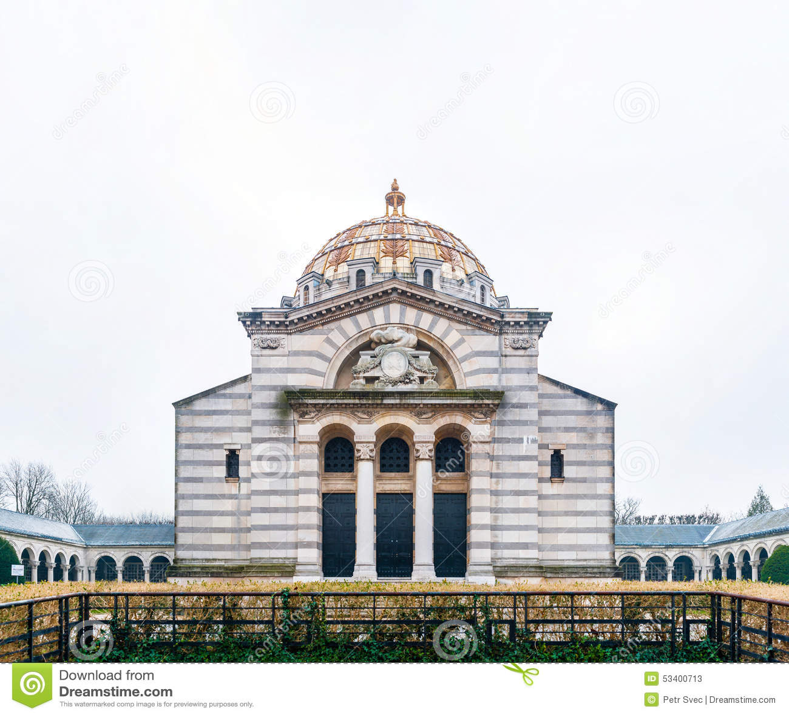 Père Lachaise kolumbarium i crematorium