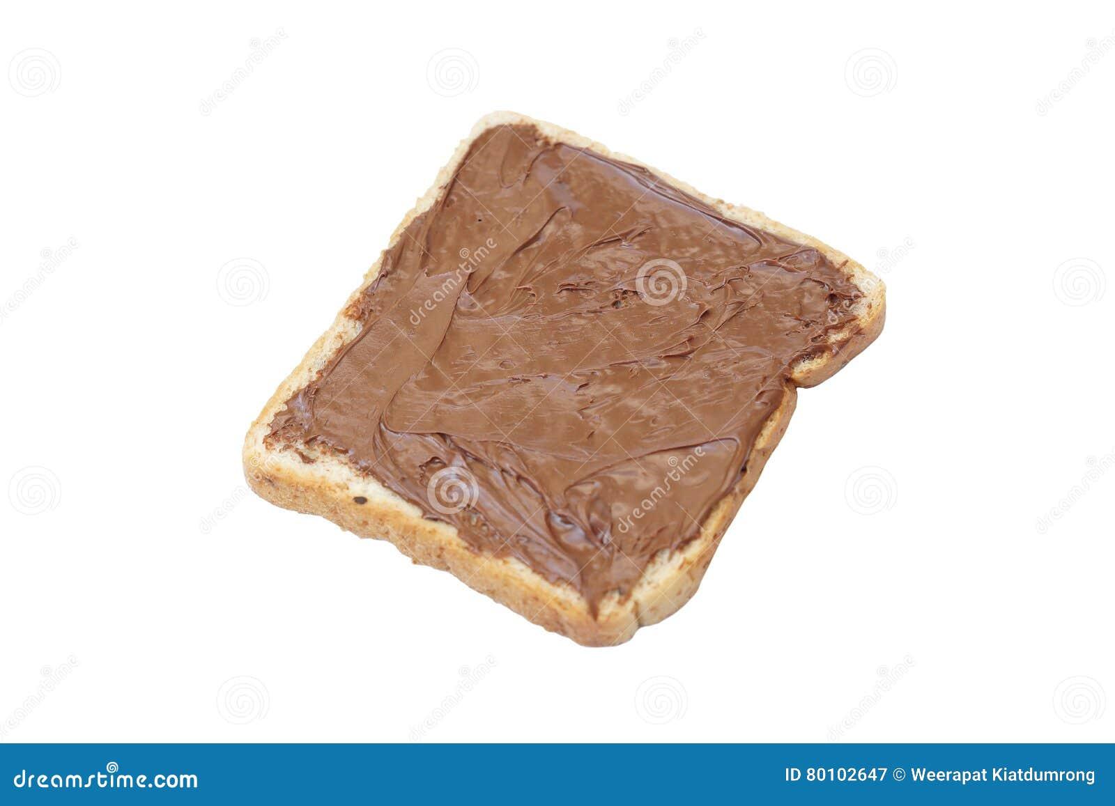 Pão com chocolate