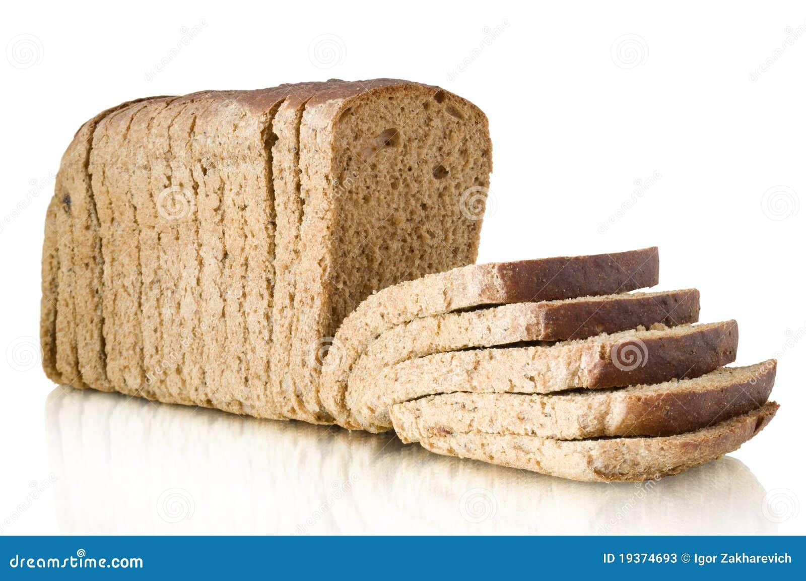 Pão com reflexão