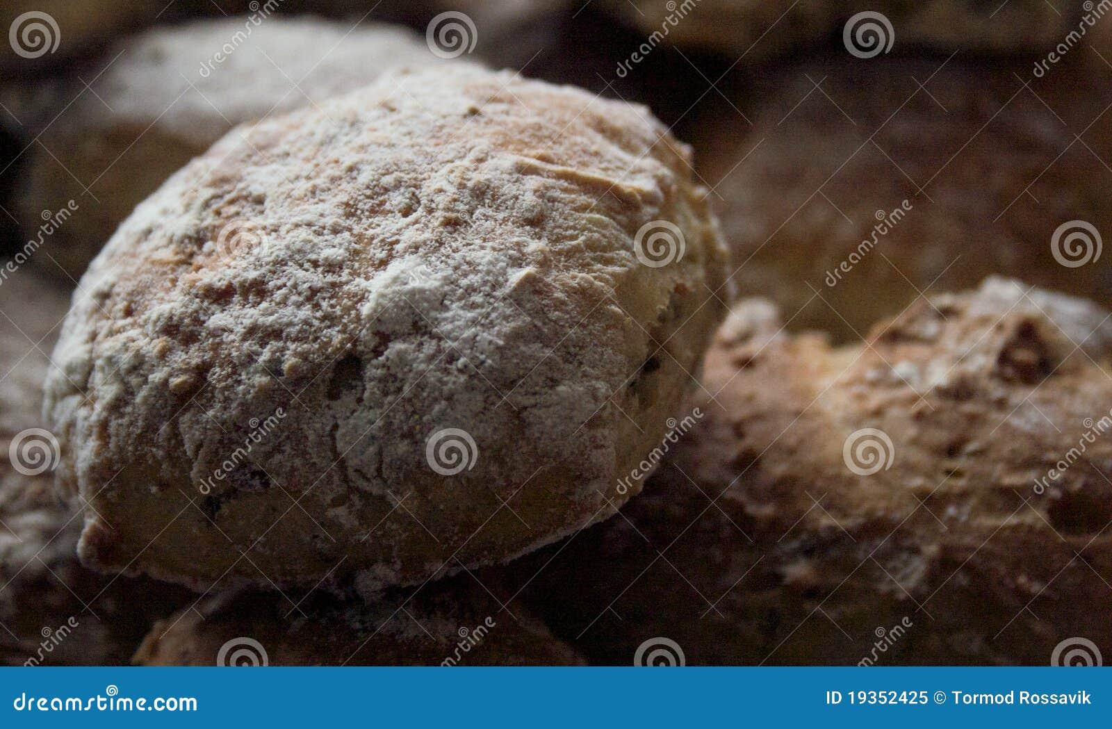 Pão de Wholemeal