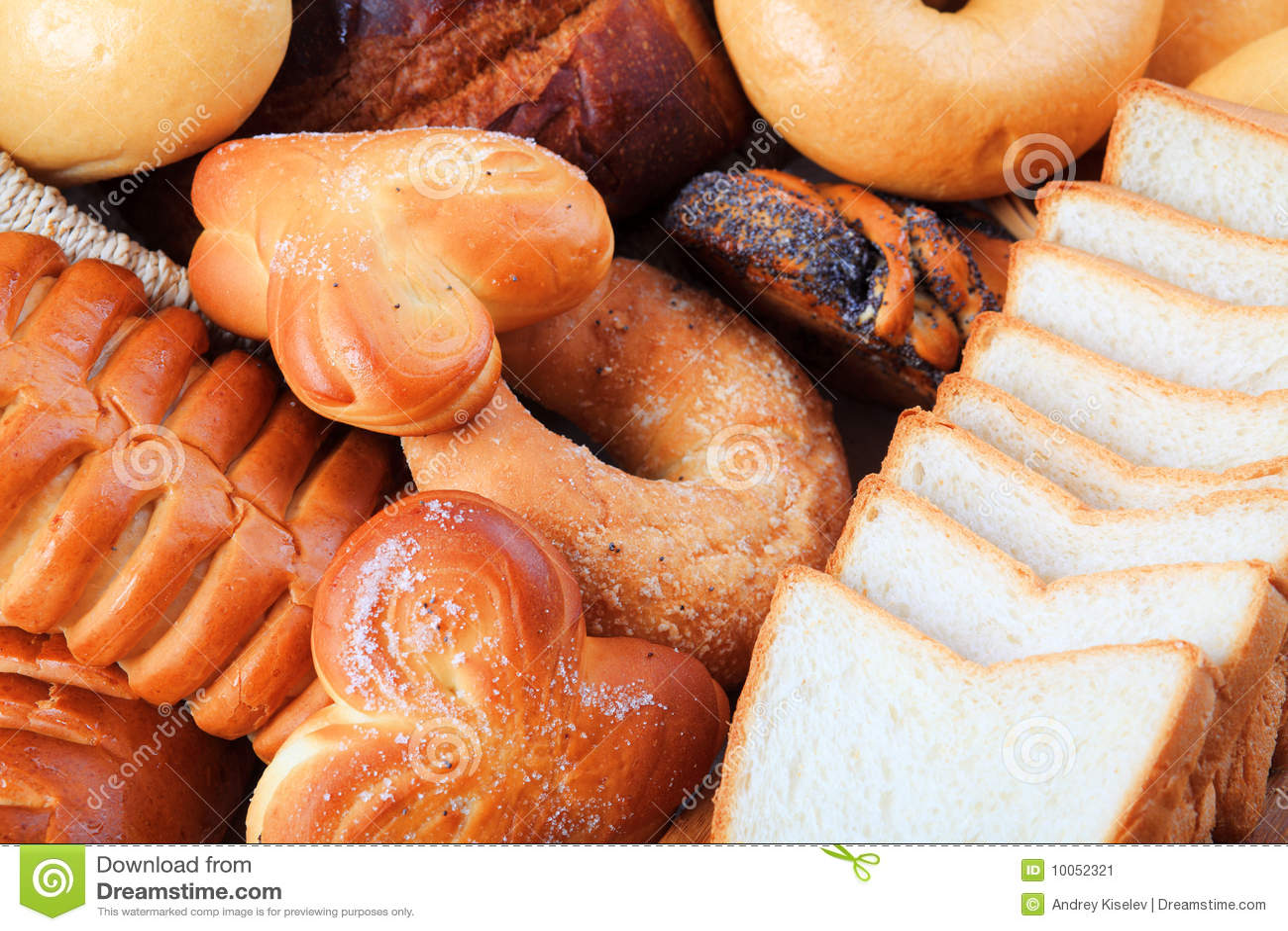 Pão diferente