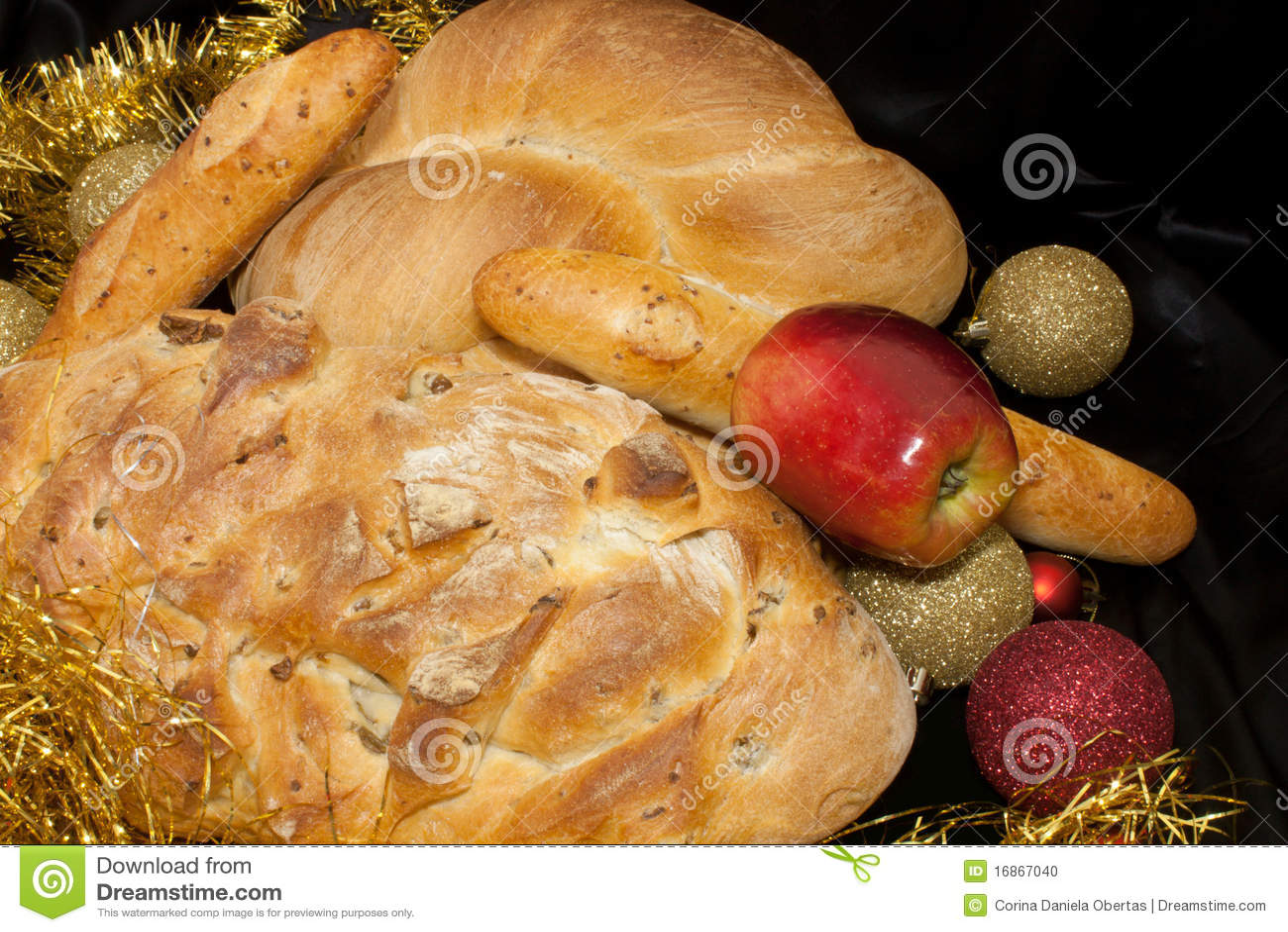 Pão e Apple