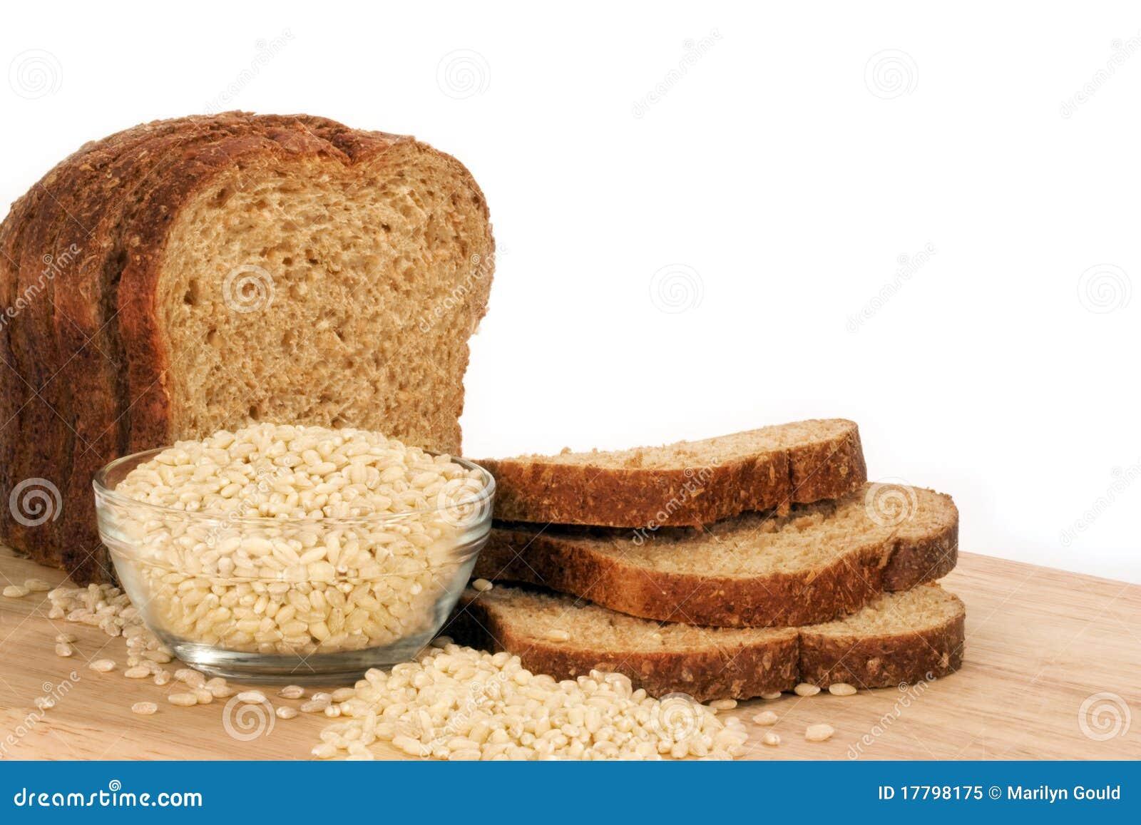 Pão e cevada