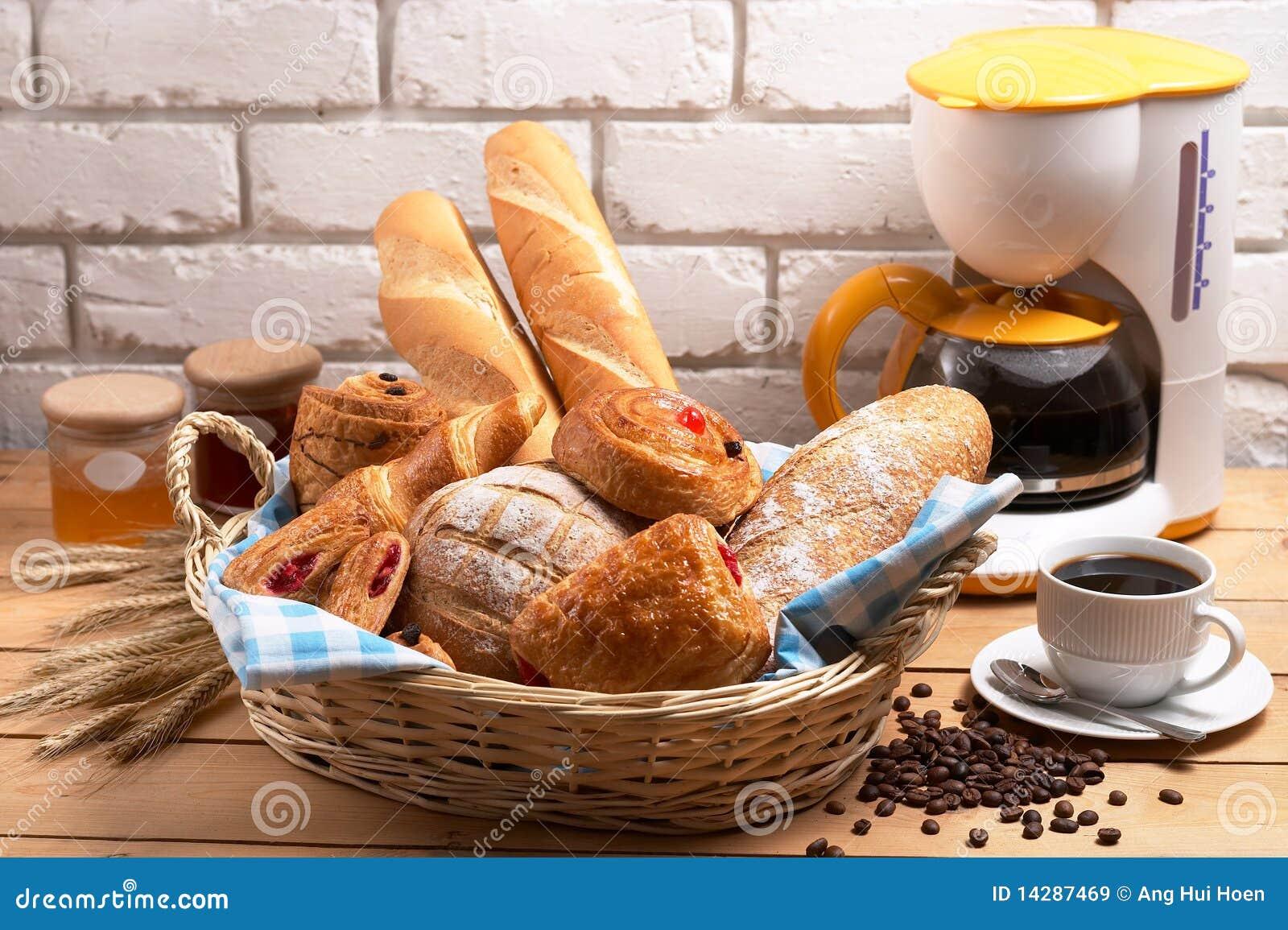 Pão e pastelaria