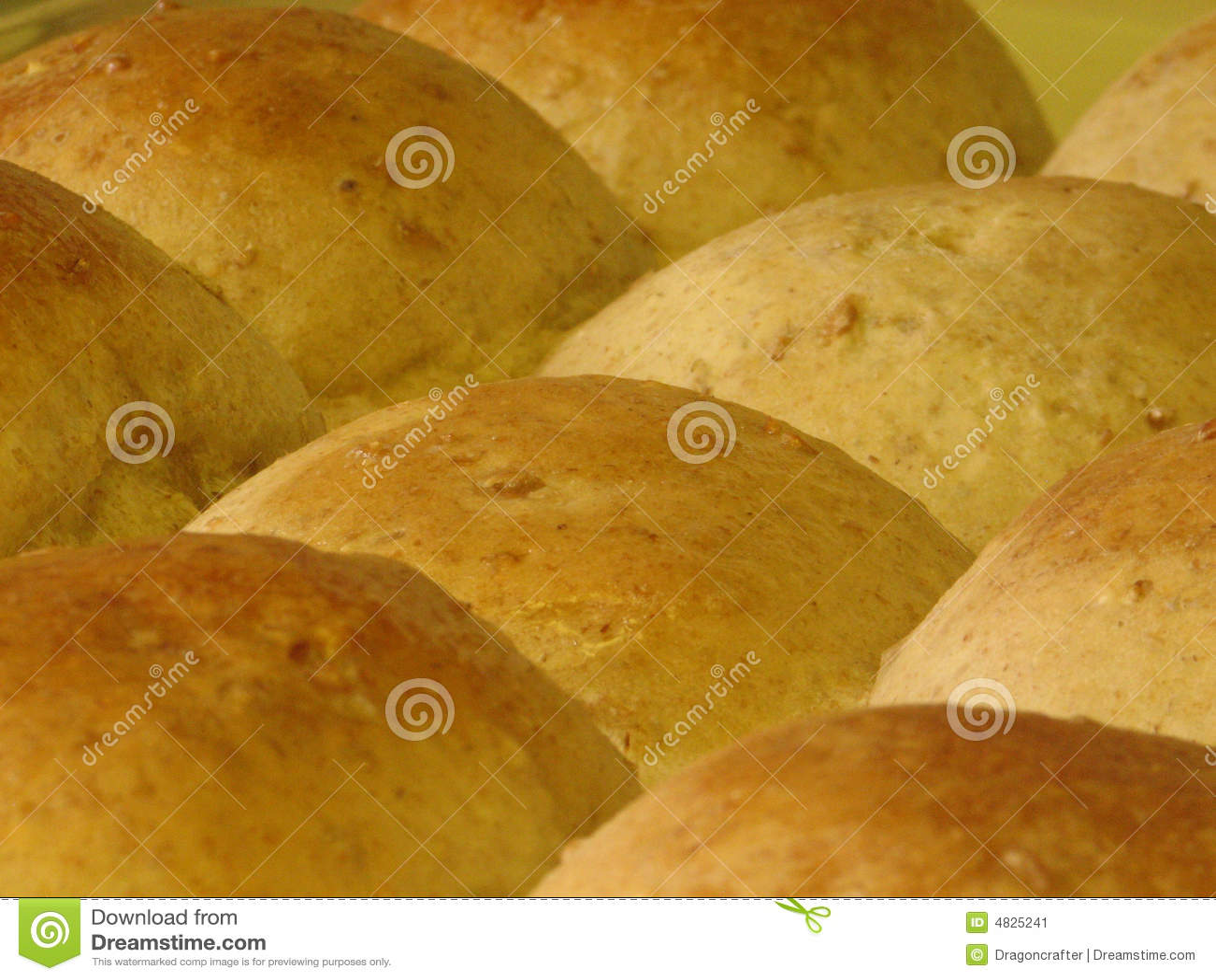 Pão Rolls