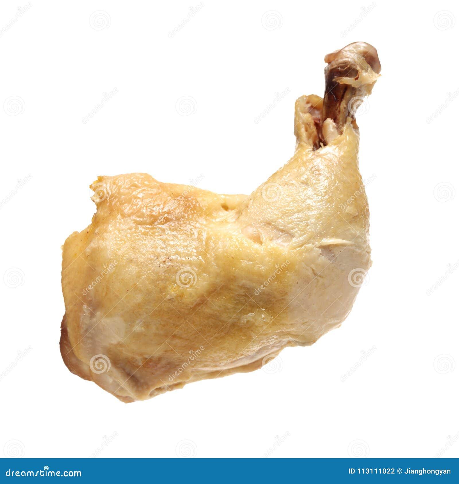 Pé de galinha cozinhado