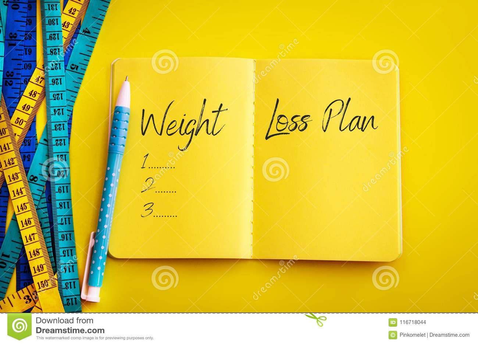 Post peso perdida de