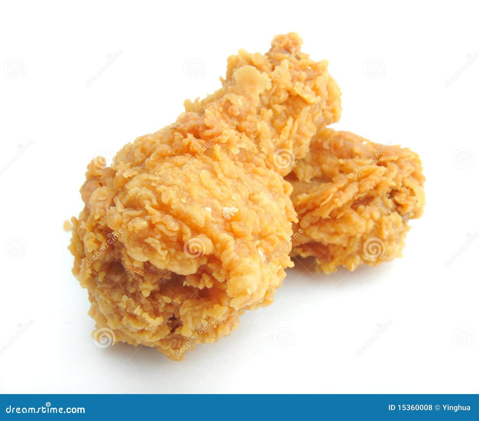 Pés de galinha fritada