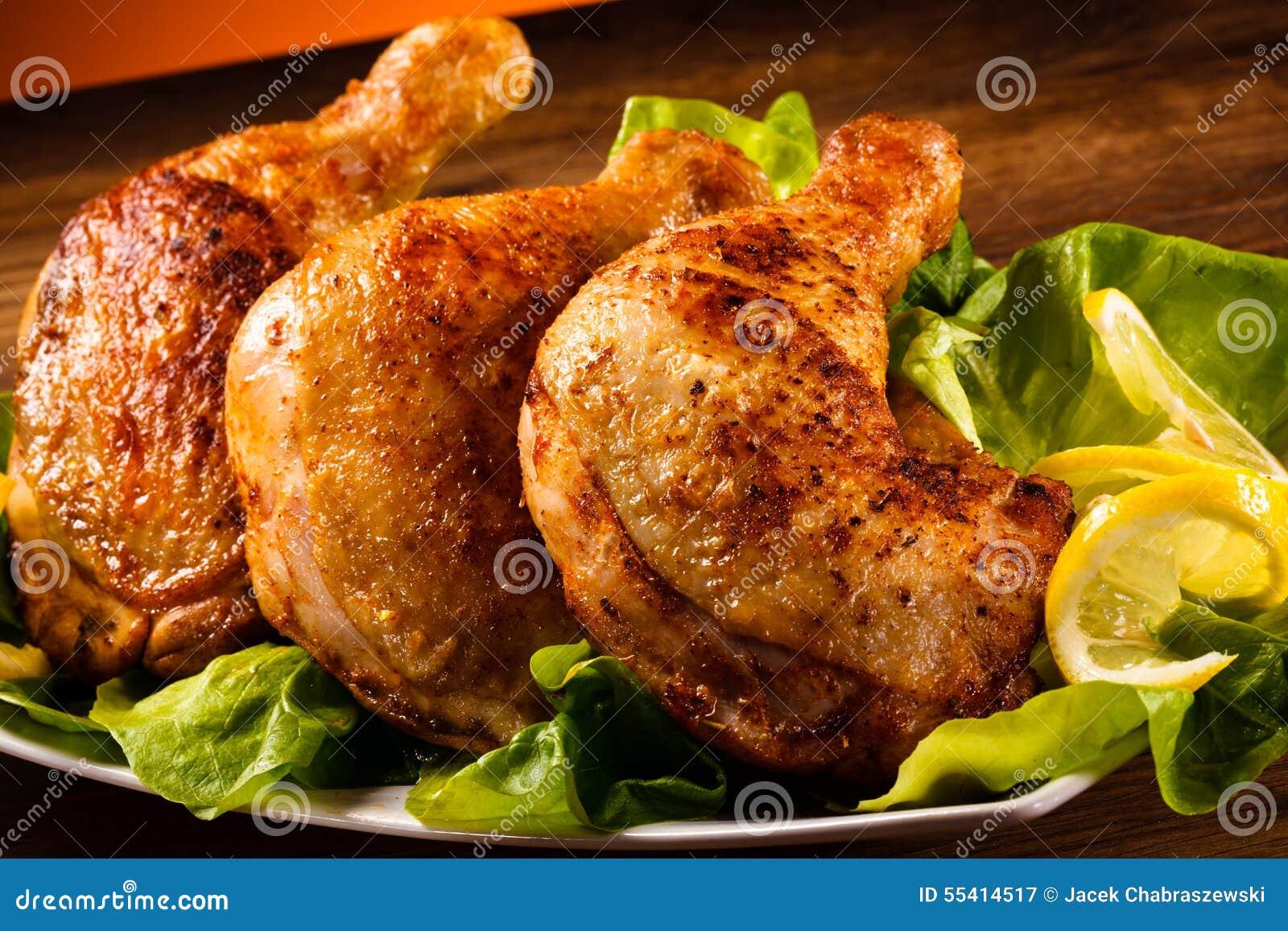 Pés de galinha Roasted