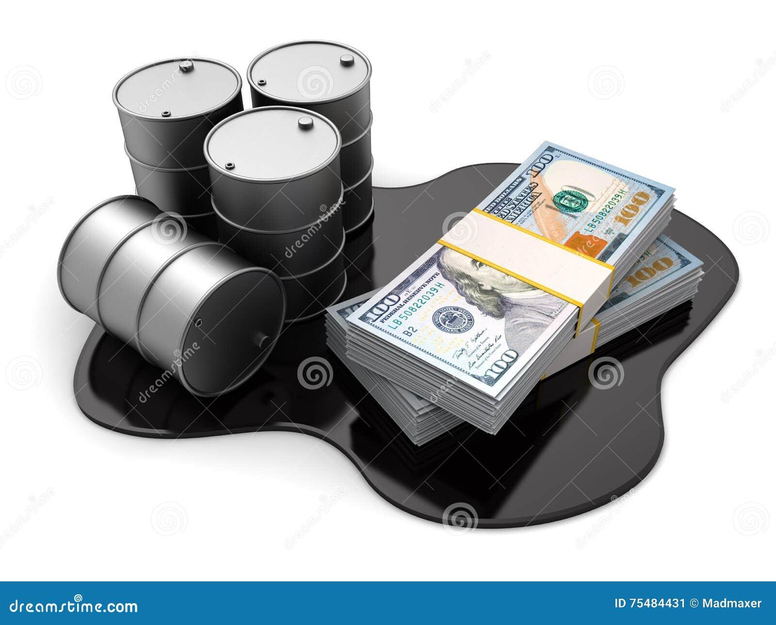 Pétrole et argent