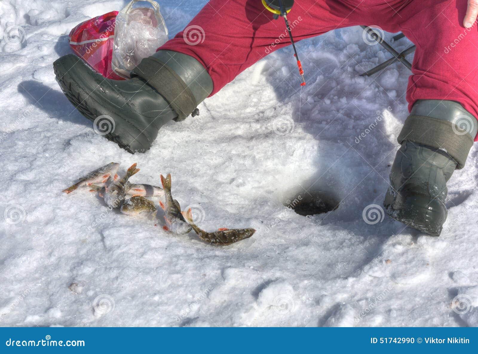 Les bottes eva pour la chasse et la pêche les photos dhiver
