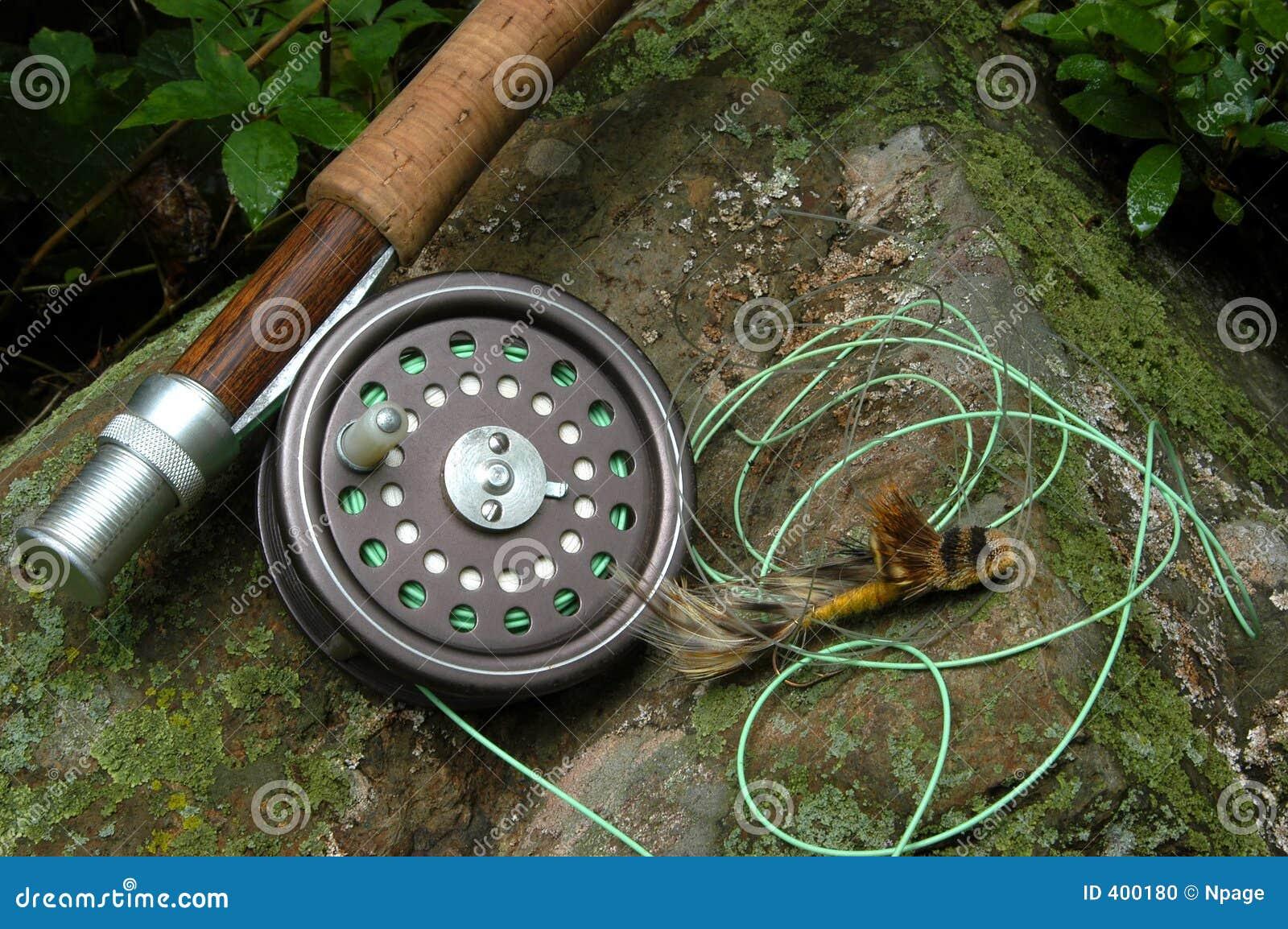 Pêche de mouche VI